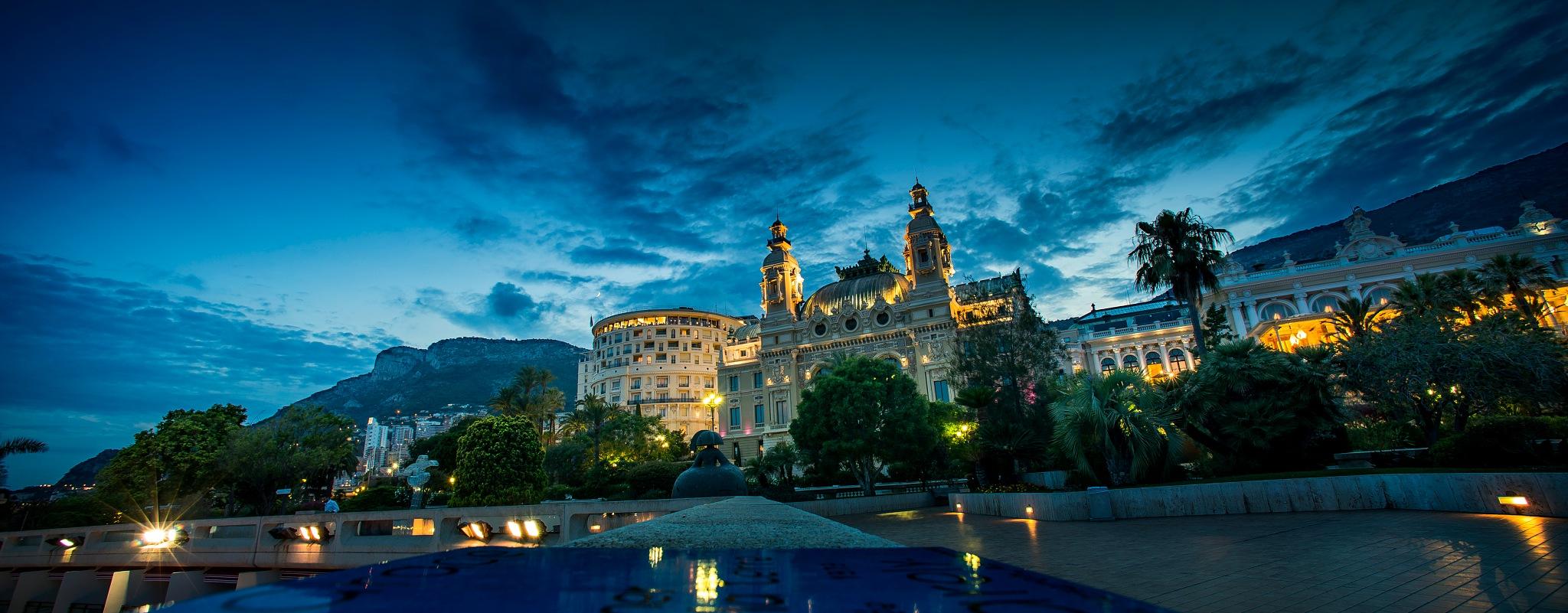 Monte-Carlo by Al (Alexander)