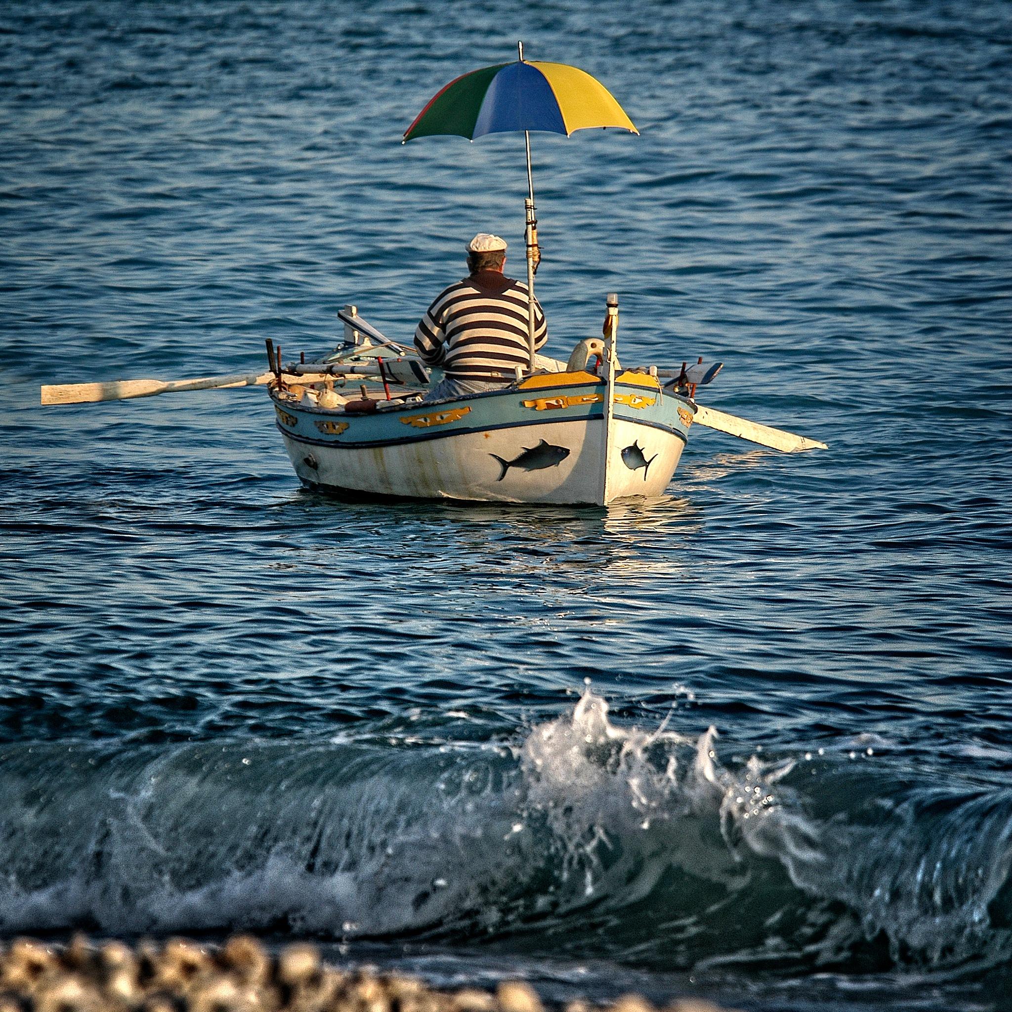 Jolly sailor.  by Al (Alexander)