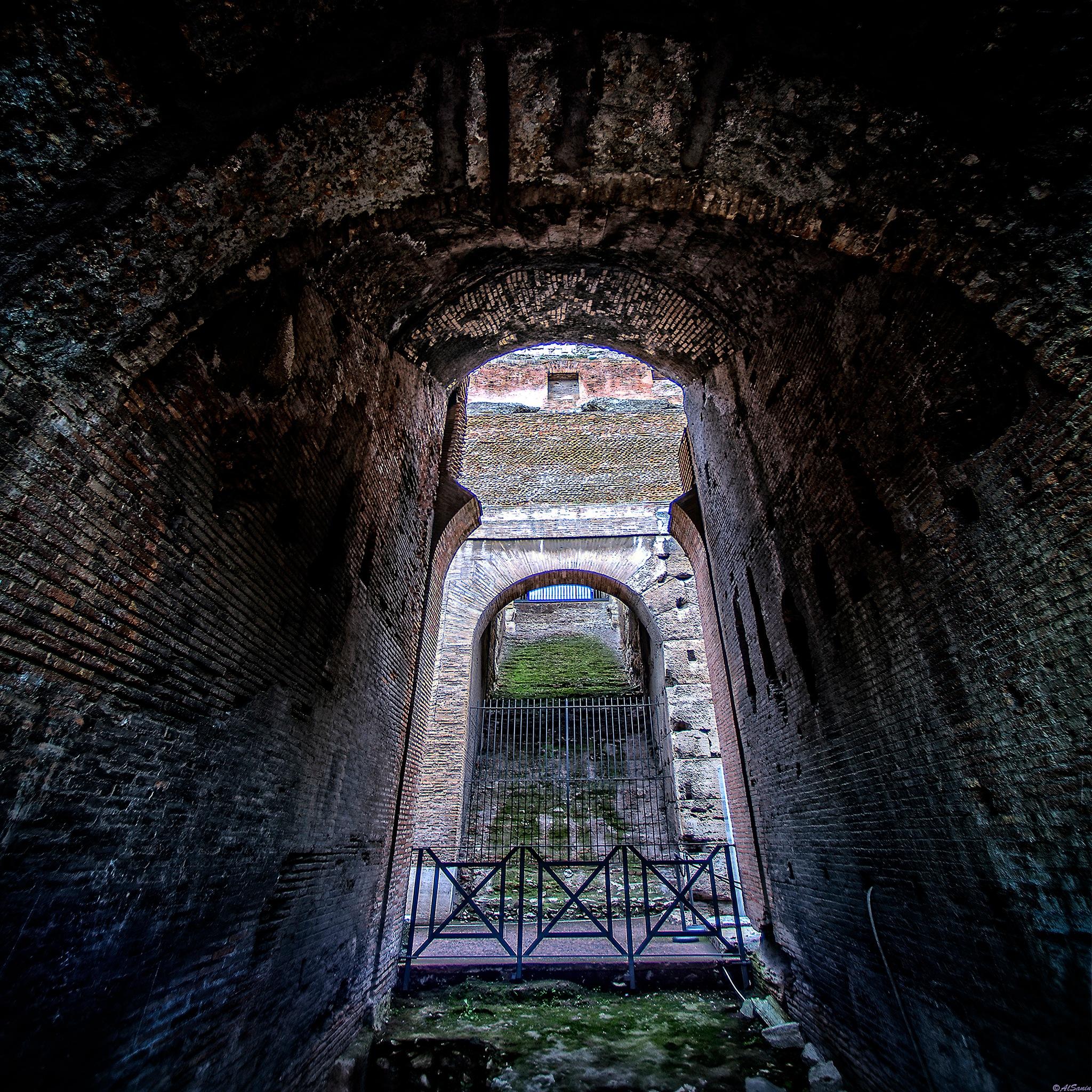 Coliseum. Roma by Al (Alexander)