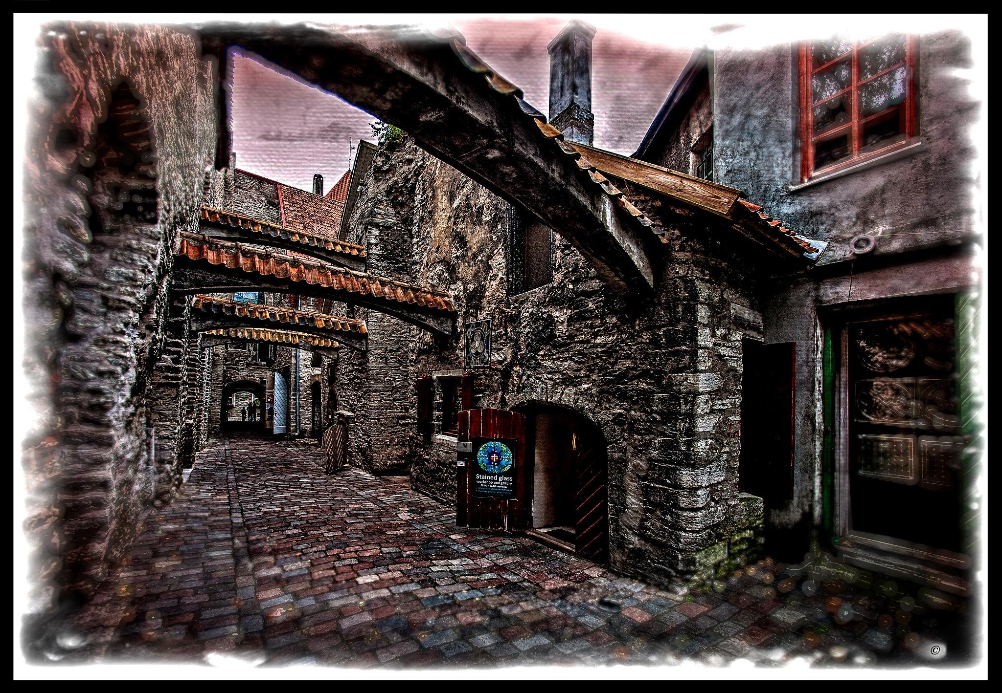 Impressions of Tallinn by Al (Alexander)