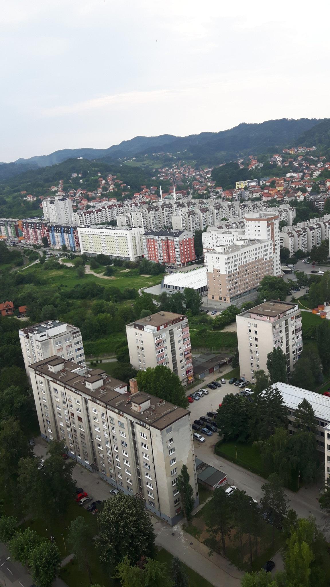 Stupìne from above by Mevludin_Hasanovic