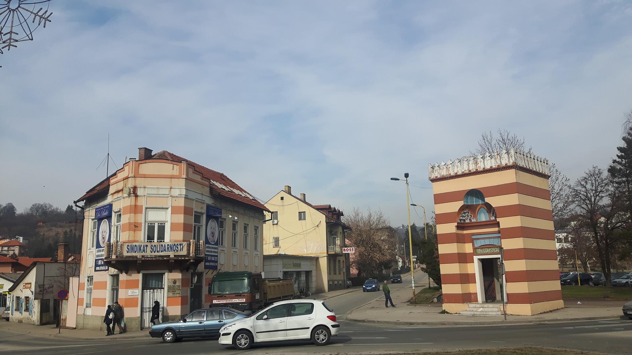 Old Tuzla by Mevludin_Hasanovic