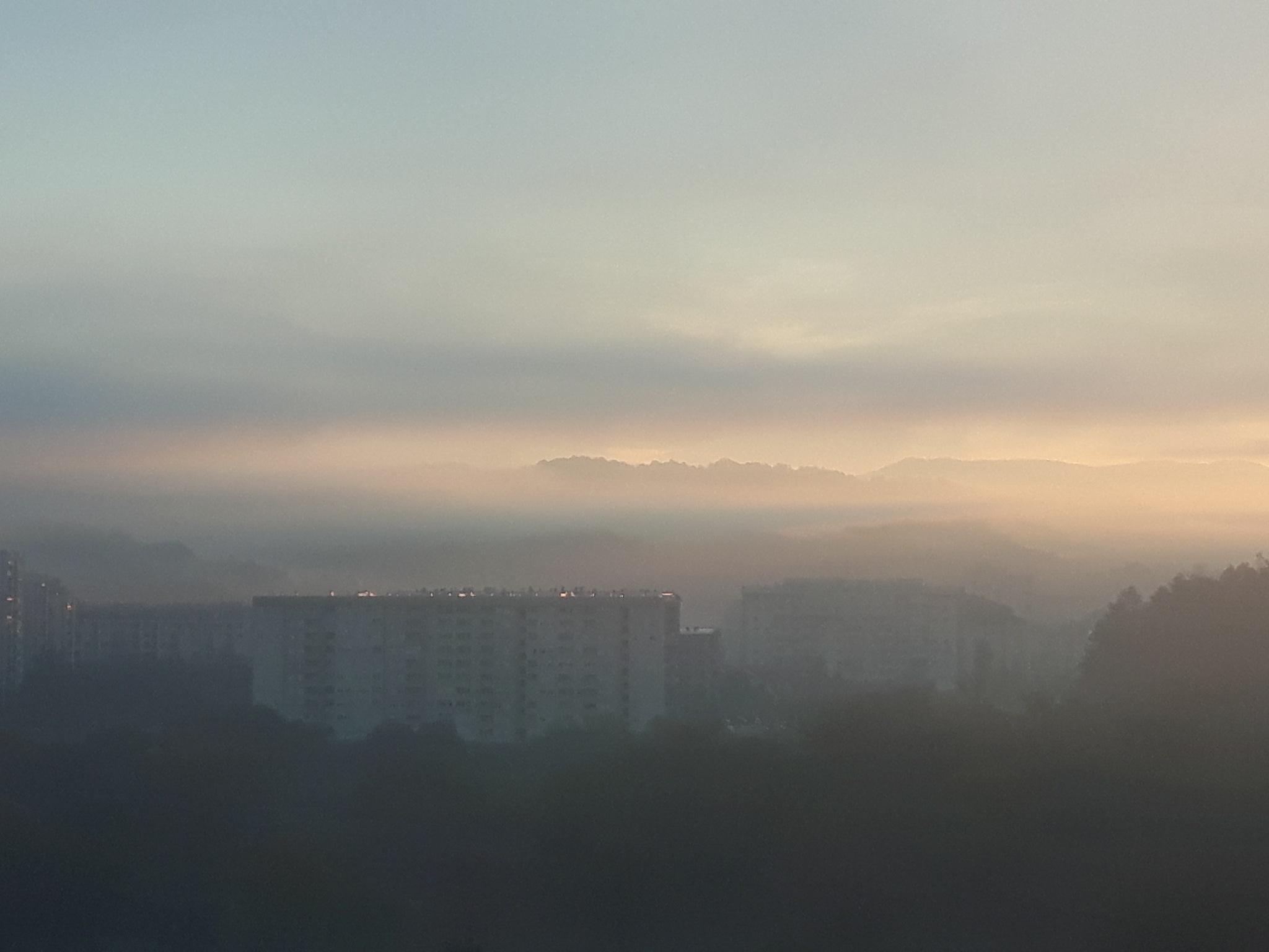 Misty morning by Mevludin_Hasanovic