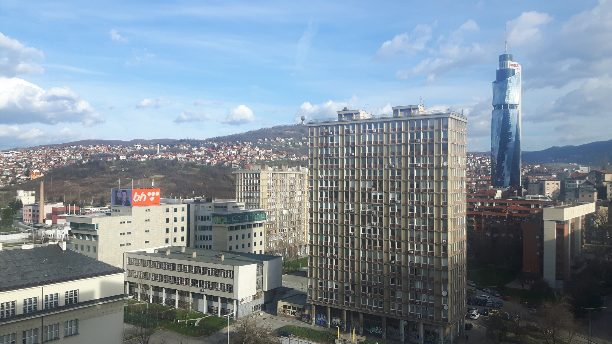 Sarajevo Saturday morning by Mevludin_Hasanovic