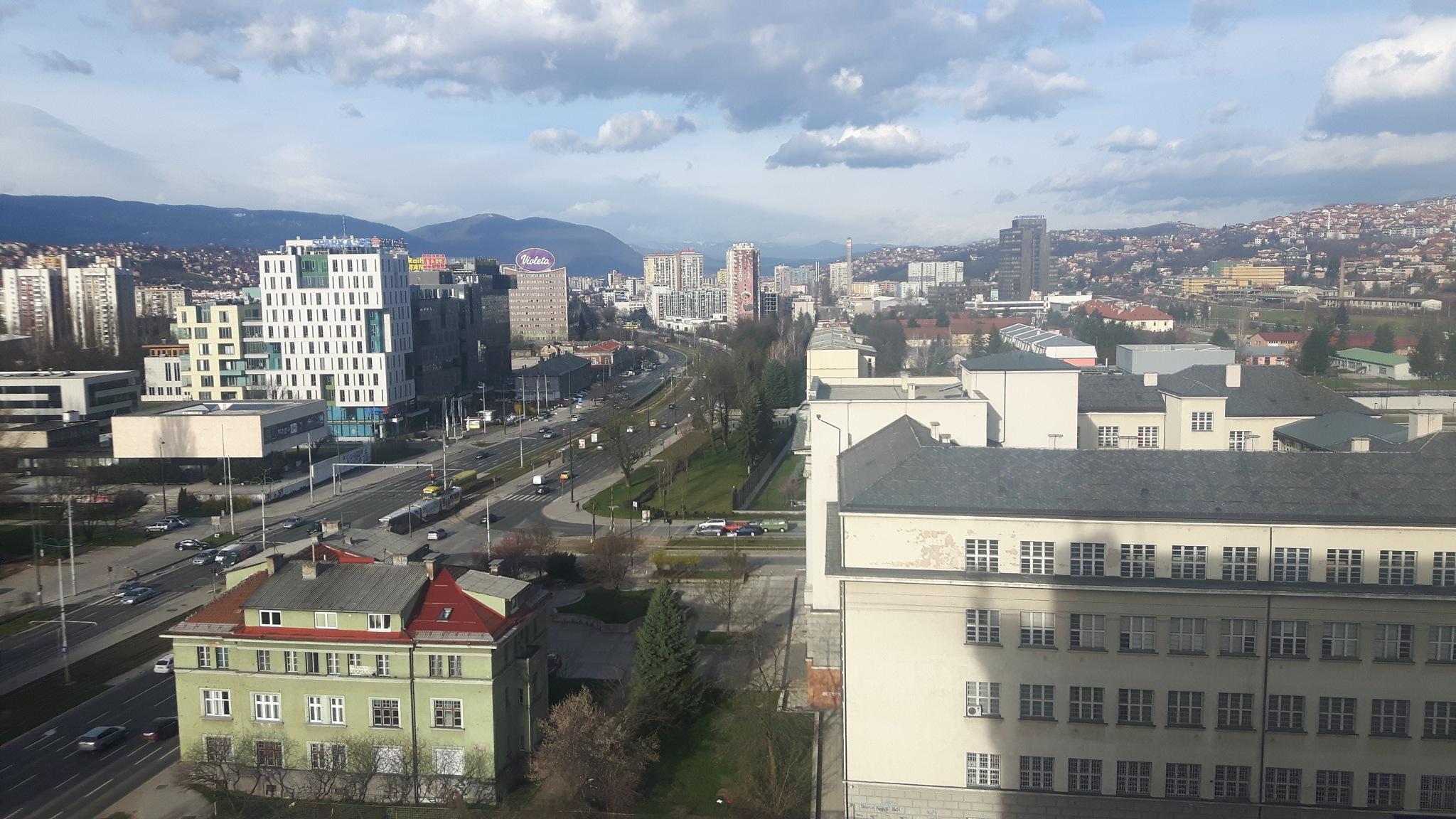 Sarajevo Saturday morning 2 by Mevludin_Hasanovic