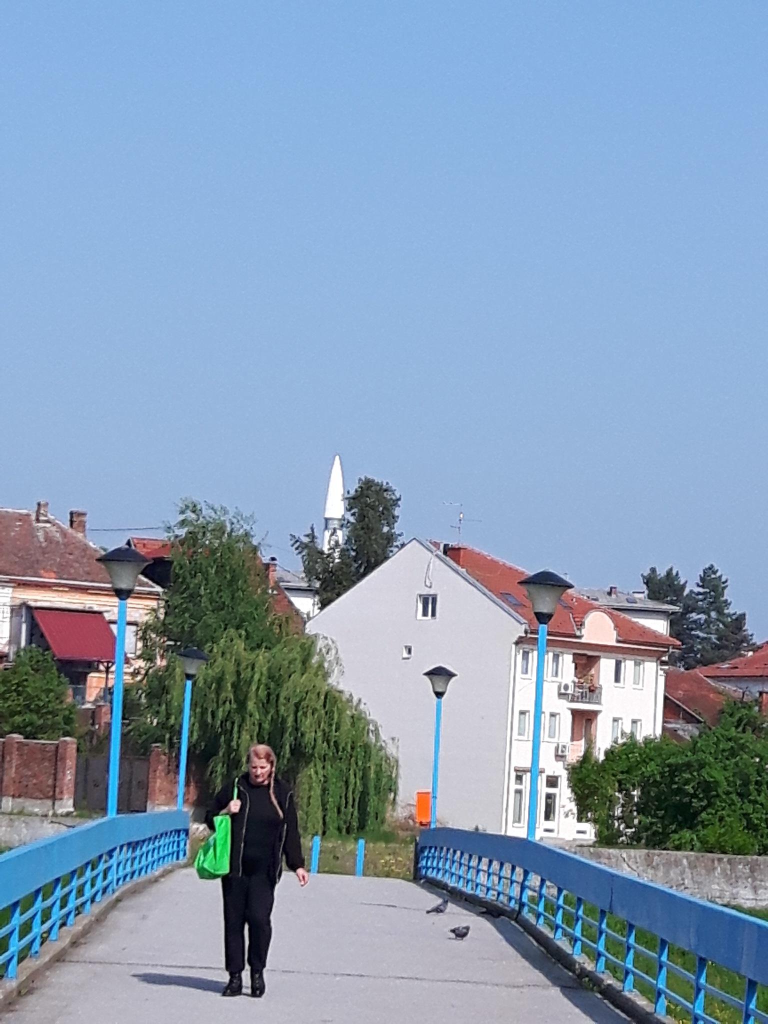 Ženski most na rijeci Brci/Female bridge over river Brka by Mevludin_Hasanovic