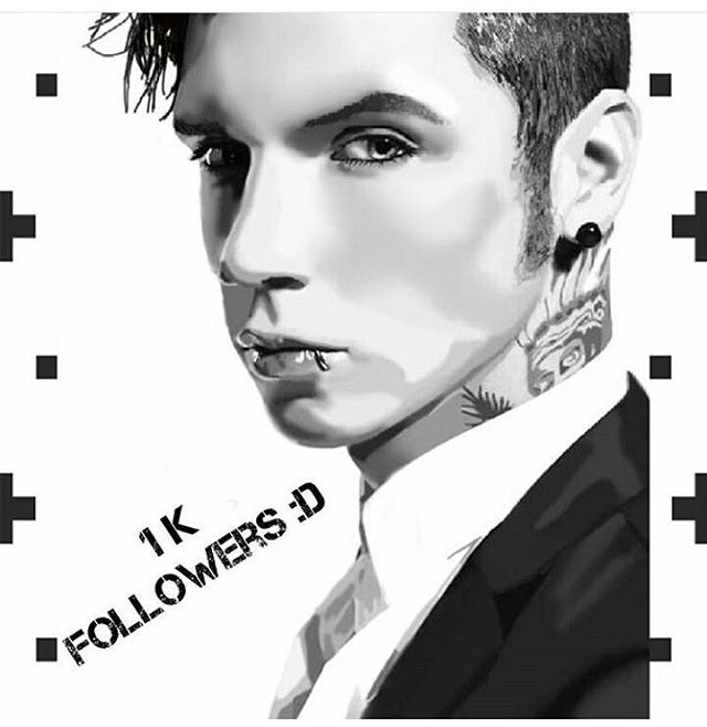 Andy Black - Vocalist from Black Veil Brides by alekos_rotten