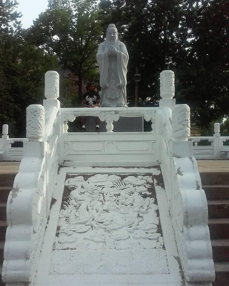 Confucius by Rachel Griffin
