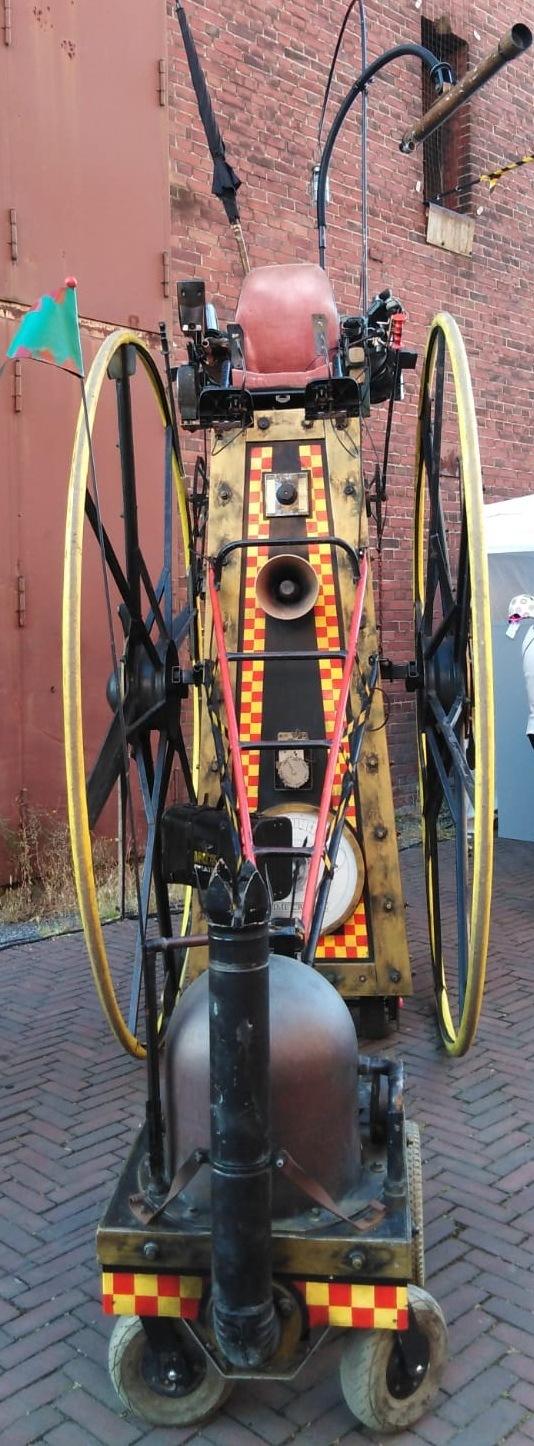 Steampunk Zeche Ewald Herten by Michael Jacob