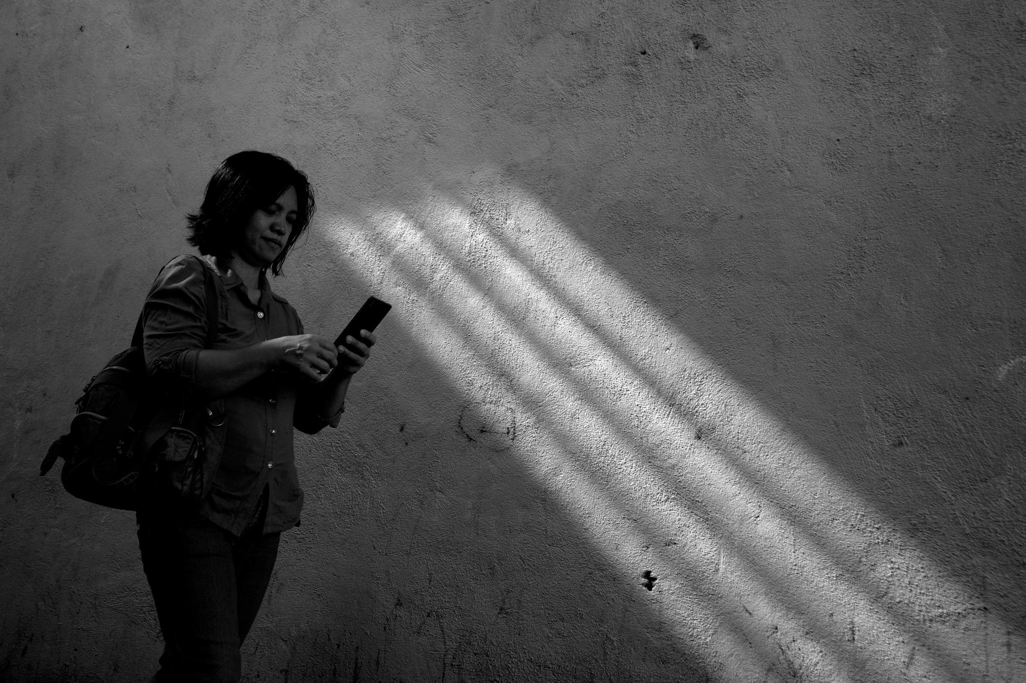 lights by Mustaffa Tapa Otai