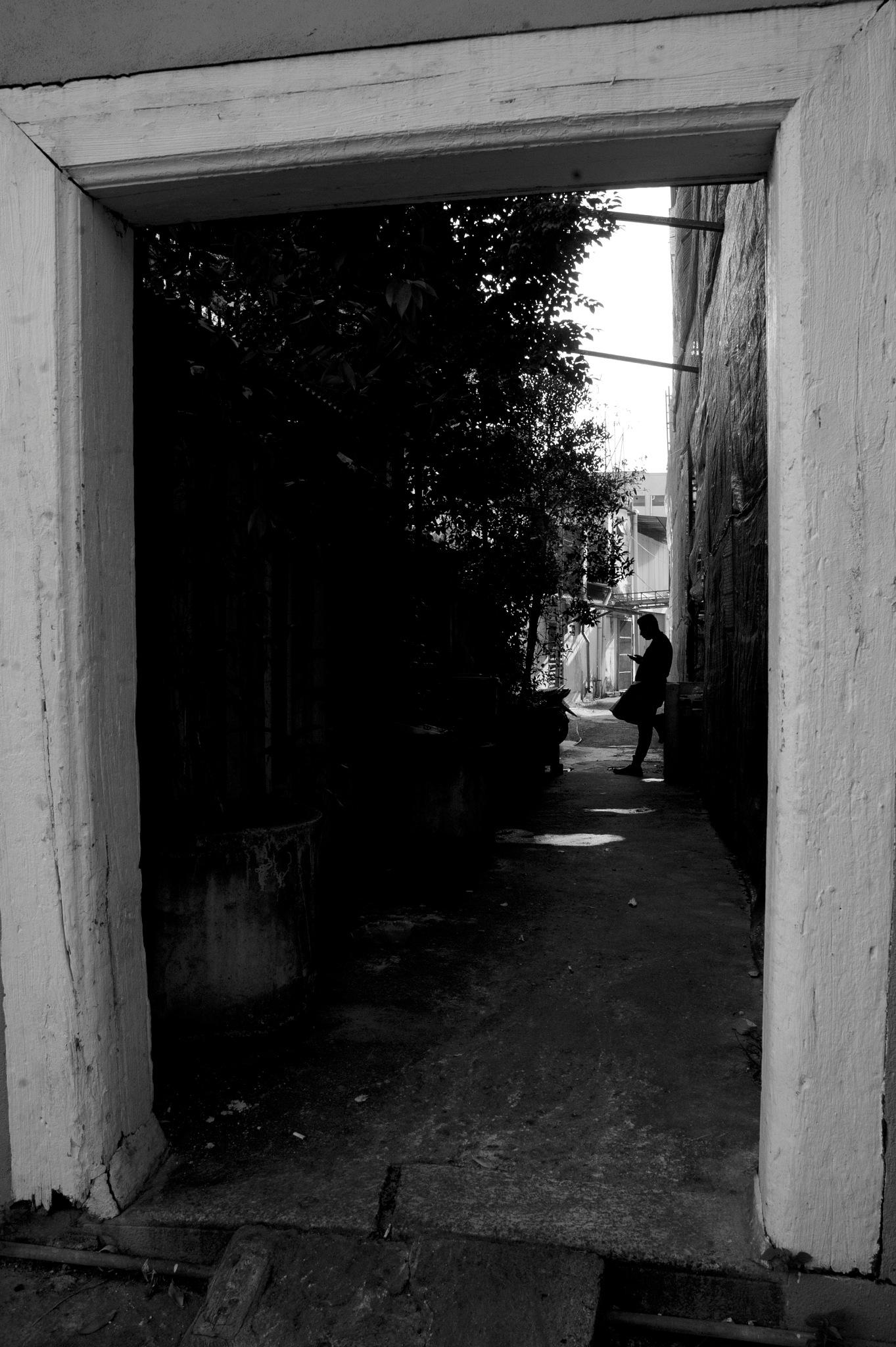 alone by Mustaffa Tapa Otai
