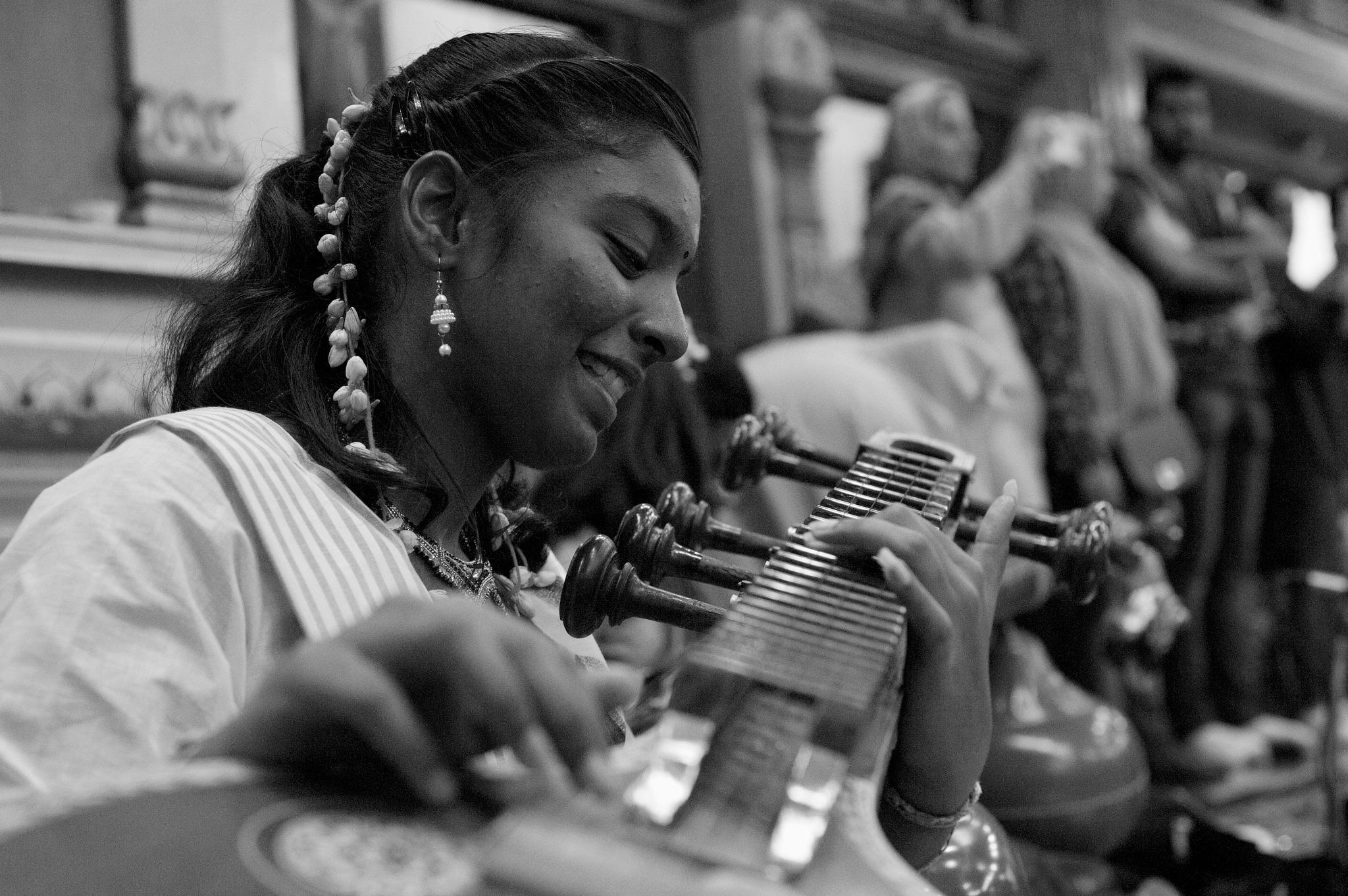 musician by Mustaffa Tapa Otai