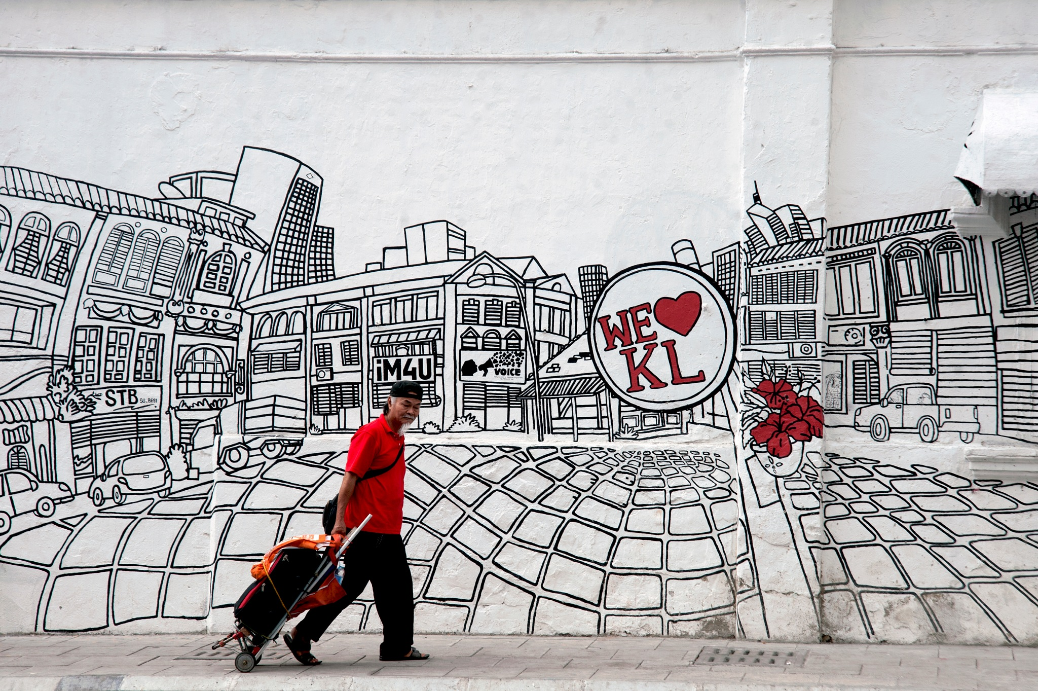 we love KL by Mustaffa Tapa Otai