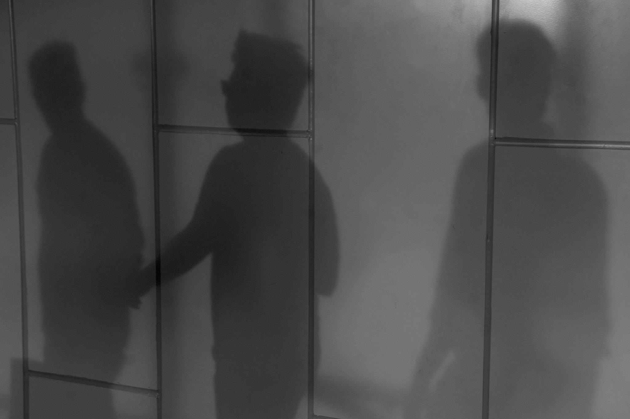 the shadow series by Mustaffa Tapa Otai