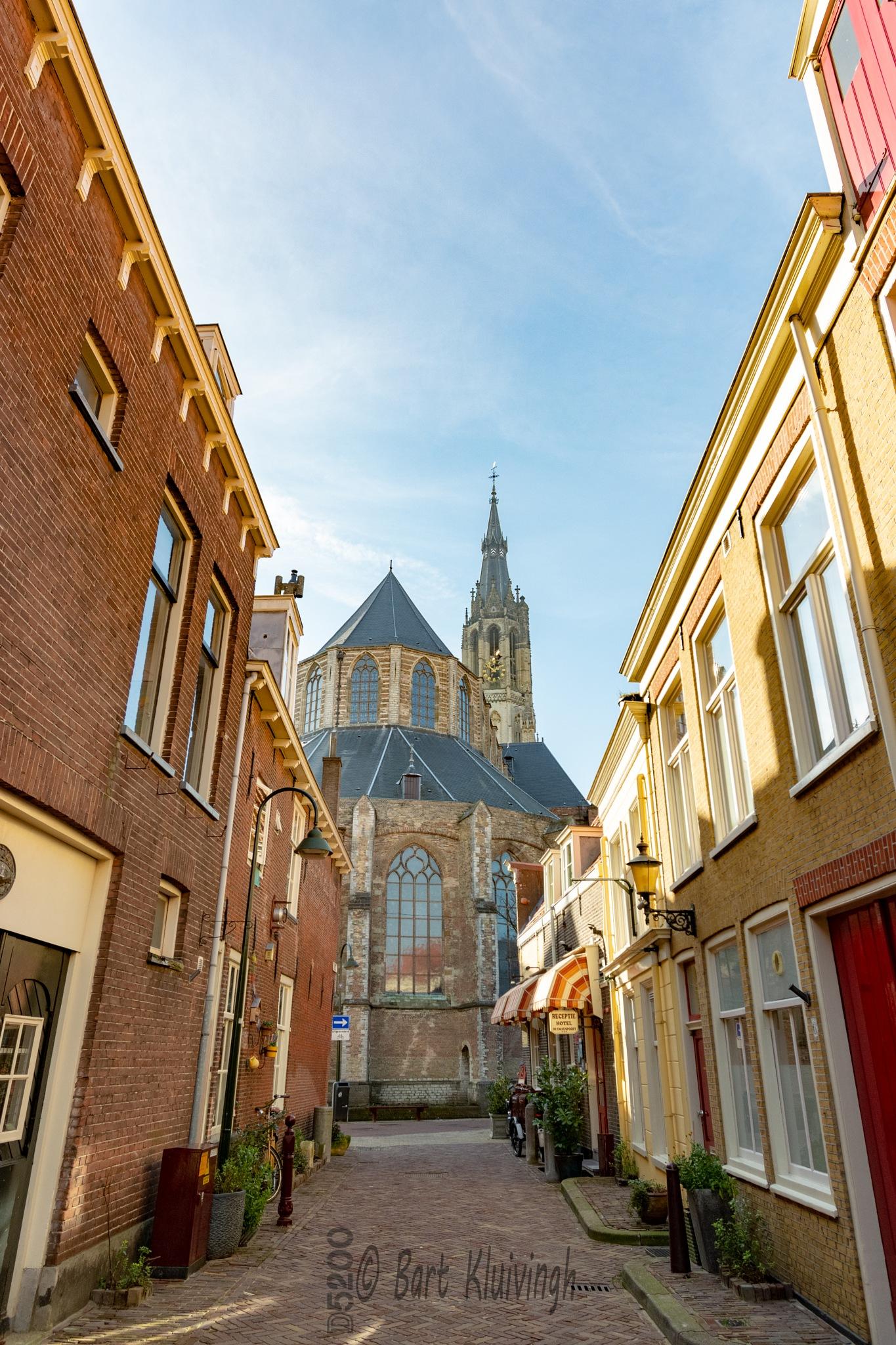 Kerk by Bart Kluivingh Fotografie