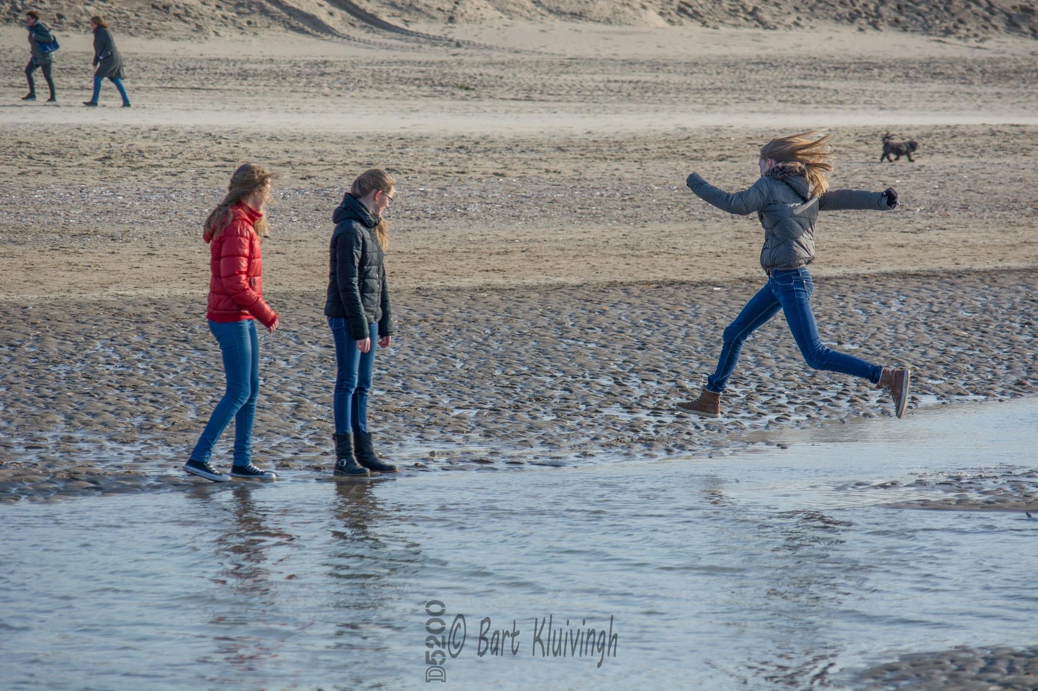 Jump by Bart Kluivingh Fotografie