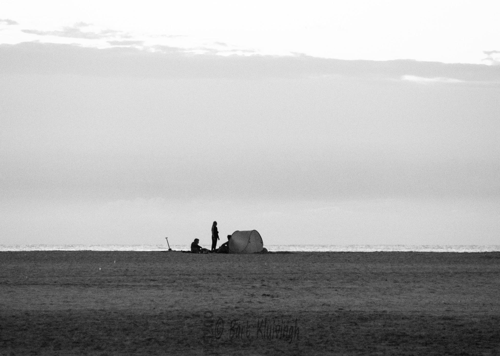 Beach by Bart Kluivingh Fotografie