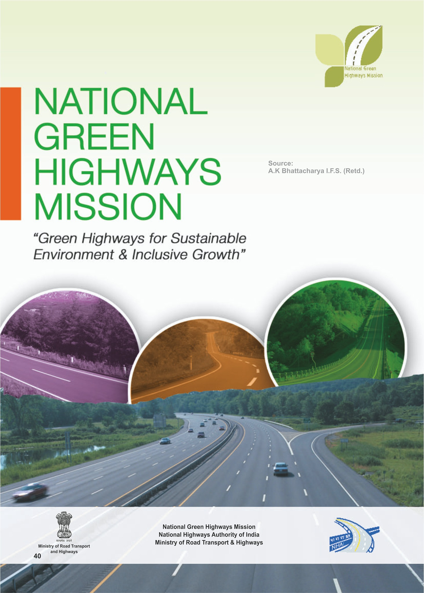 National Green Highway Mission by Jagdish Chandra