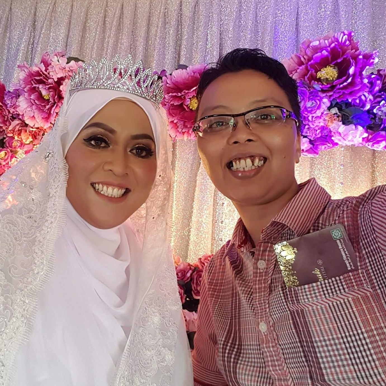 wedding by Ian Hadi