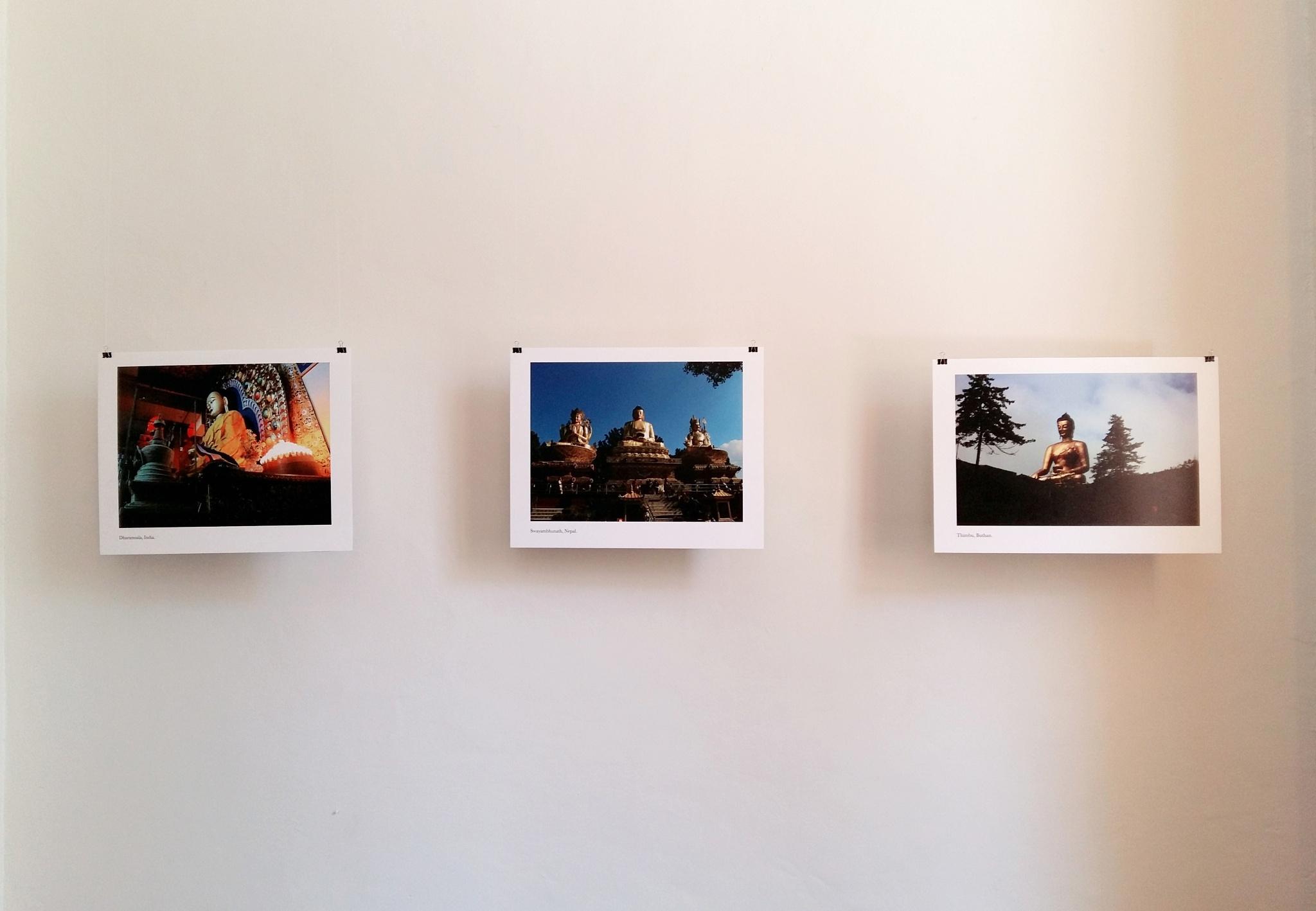 Photo in Fine Art #frames #photography #buda #tibet #india #meditation #religion #namaste