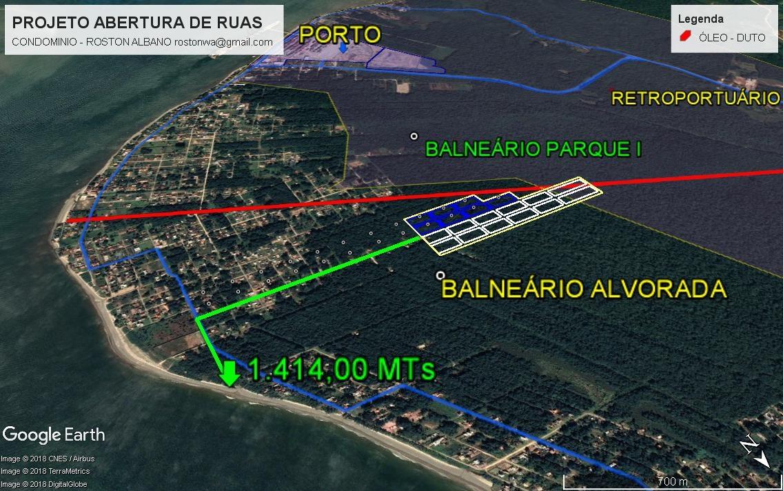 Projeto Reabrir Ruas by Roston Albano Consultor