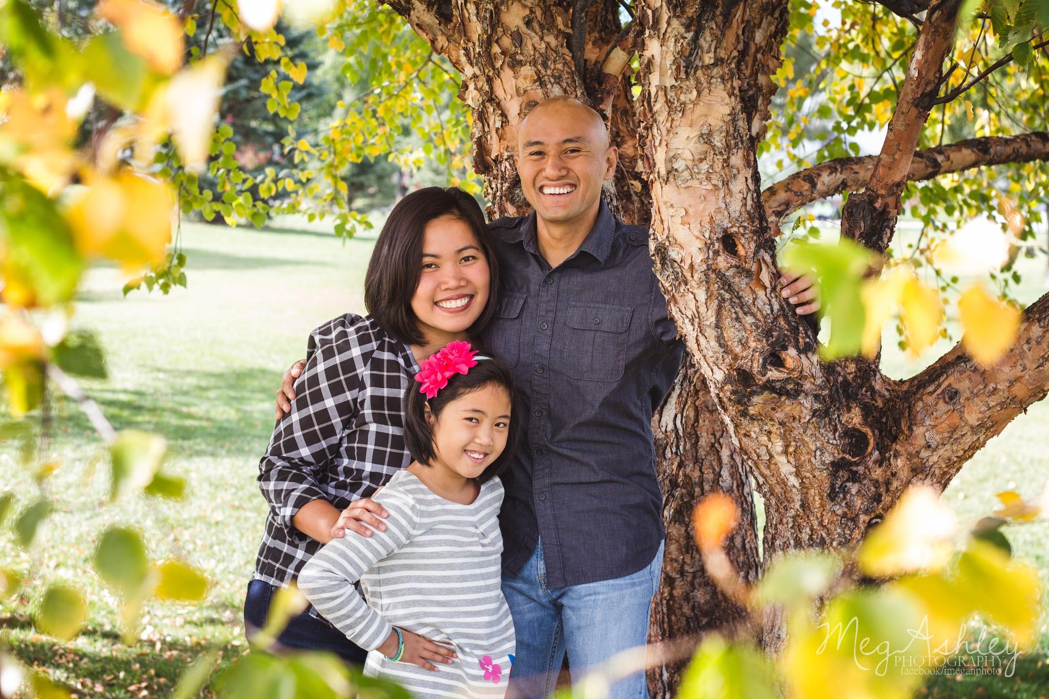 Family Portrait by Meg Ashley