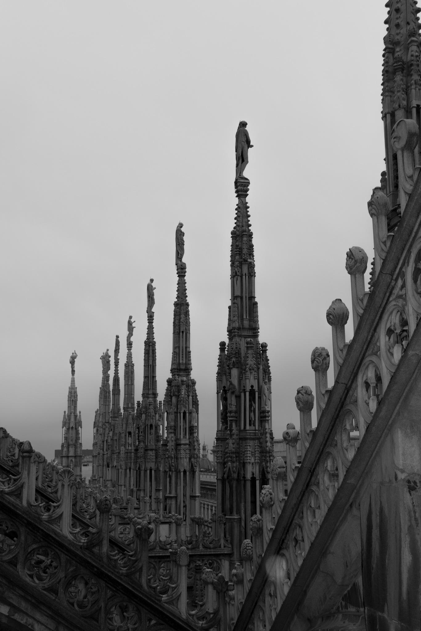 Milano Amore by LichtundSchatten