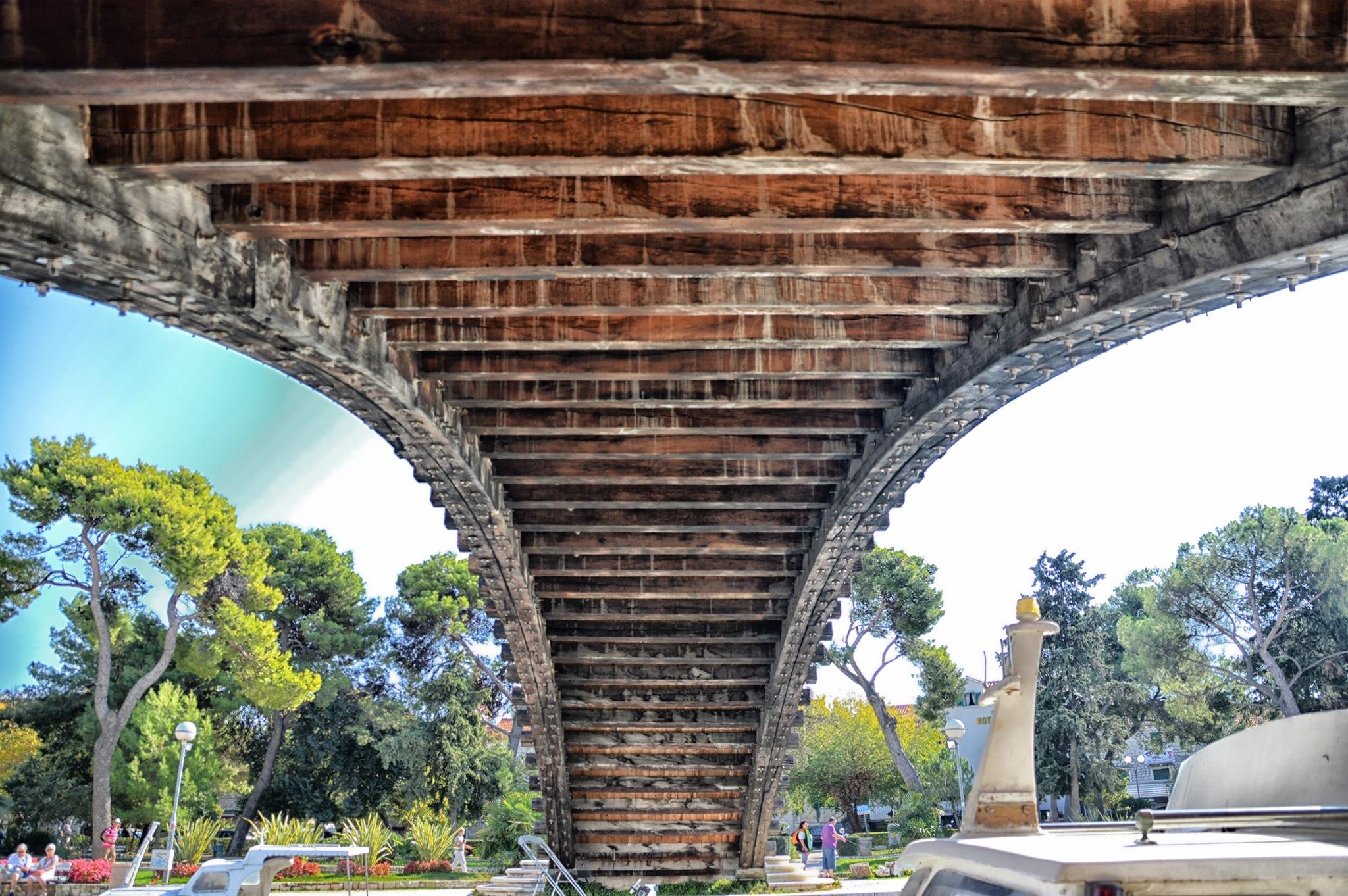 under the bridge by Nich