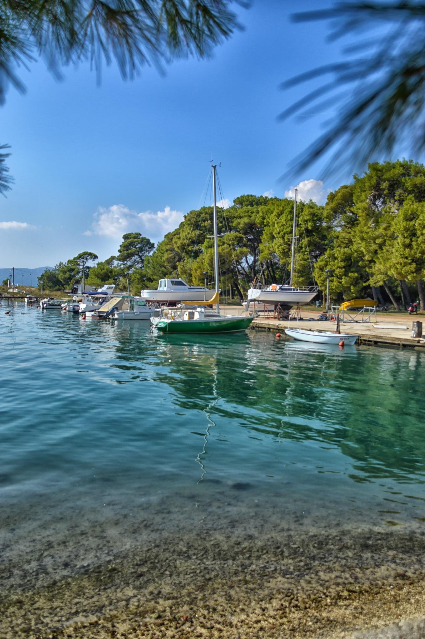 Trogir, Croatia by Nich