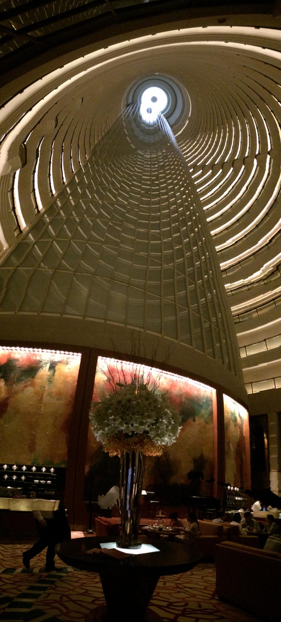 Grand Hyatt Shanghai by JasonHawksworth