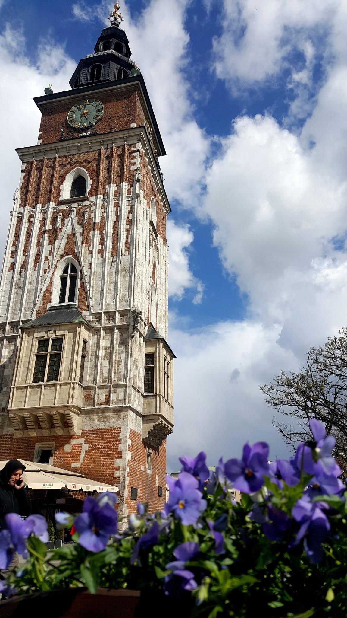 Krakow, Poland by Josip Šibarić