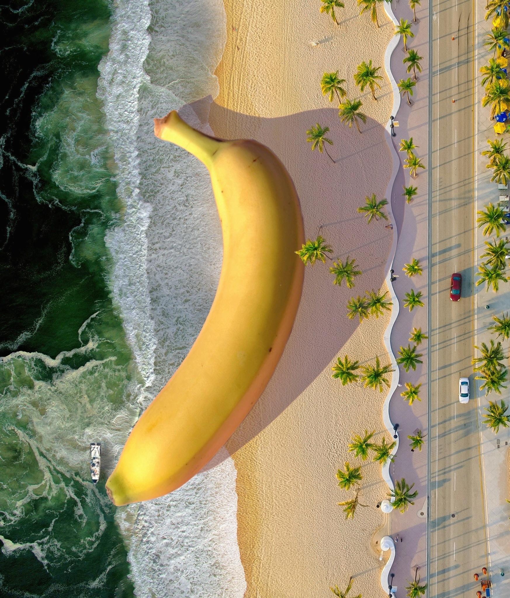 Banana Beach  by SimonScheuerle