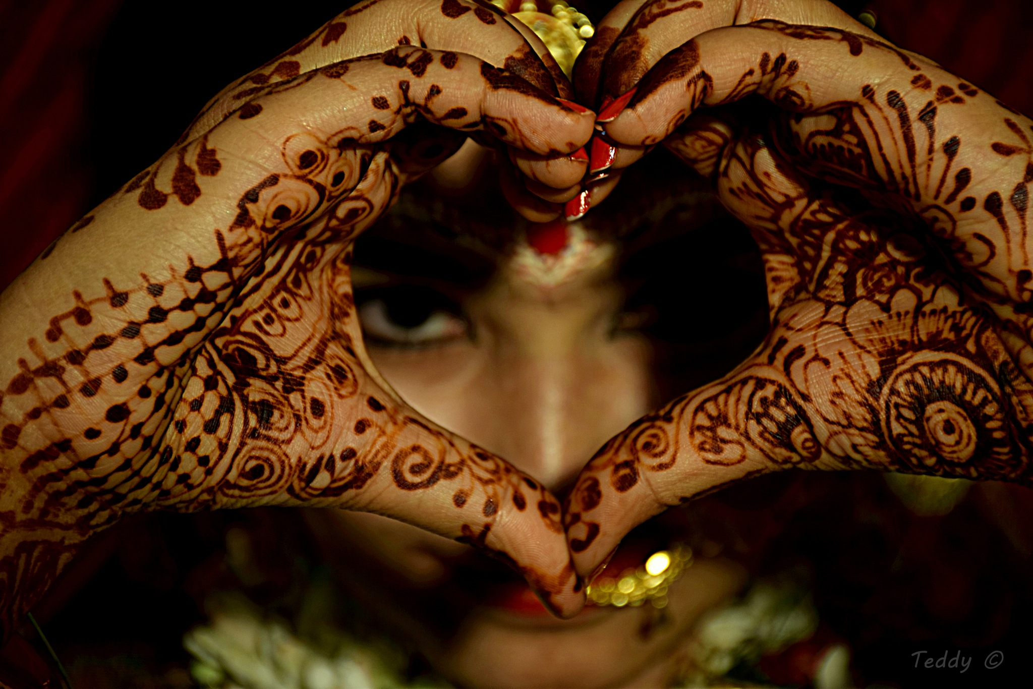 The Heart Of Love by Sourav Biswas
