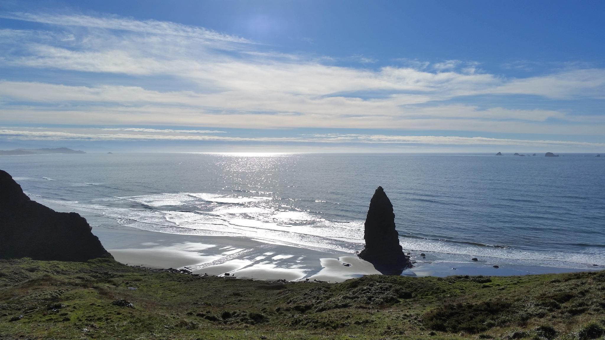 Beautiful Oregon coast Bandon Oregon by B56