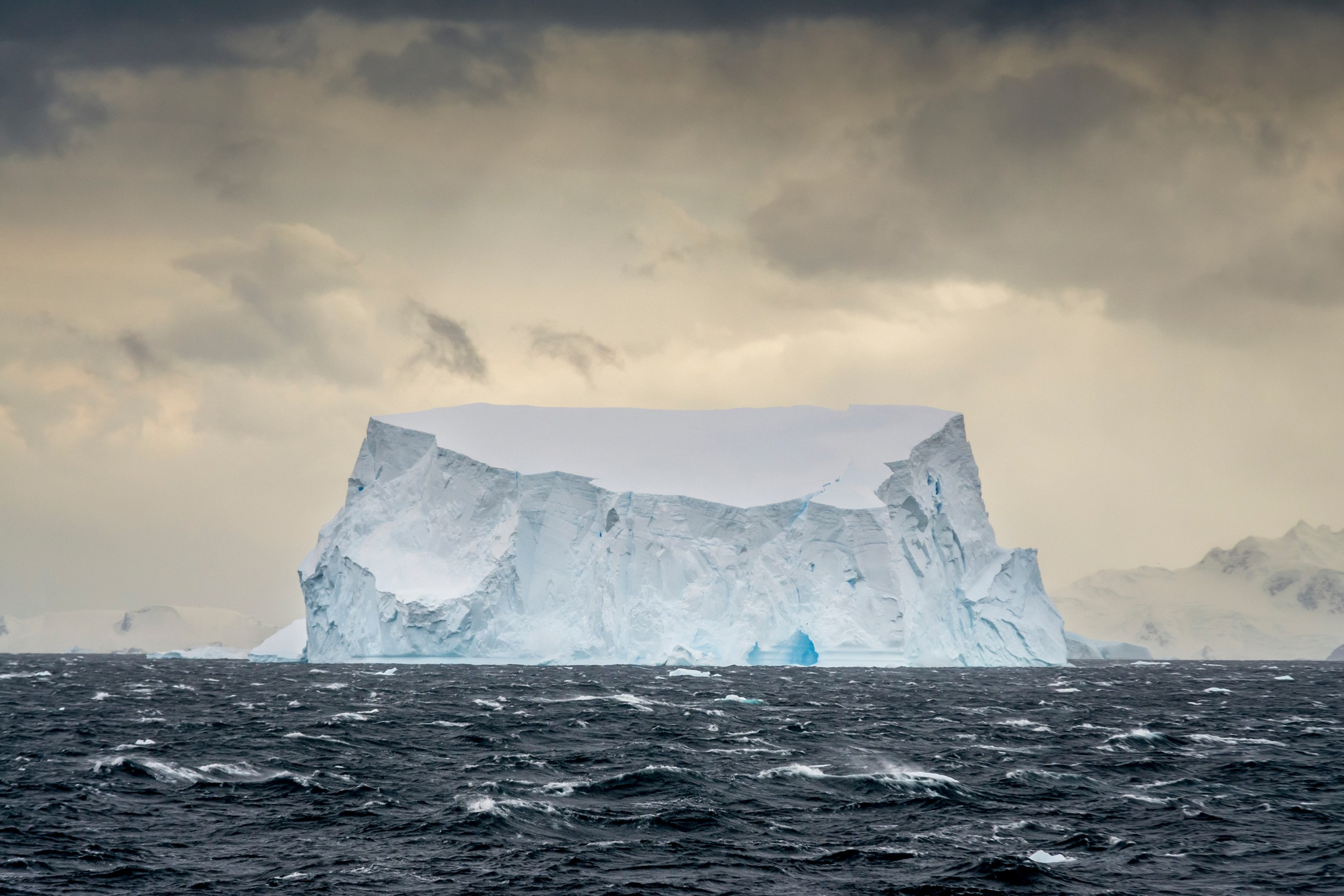 Antarctica by nilsons1974