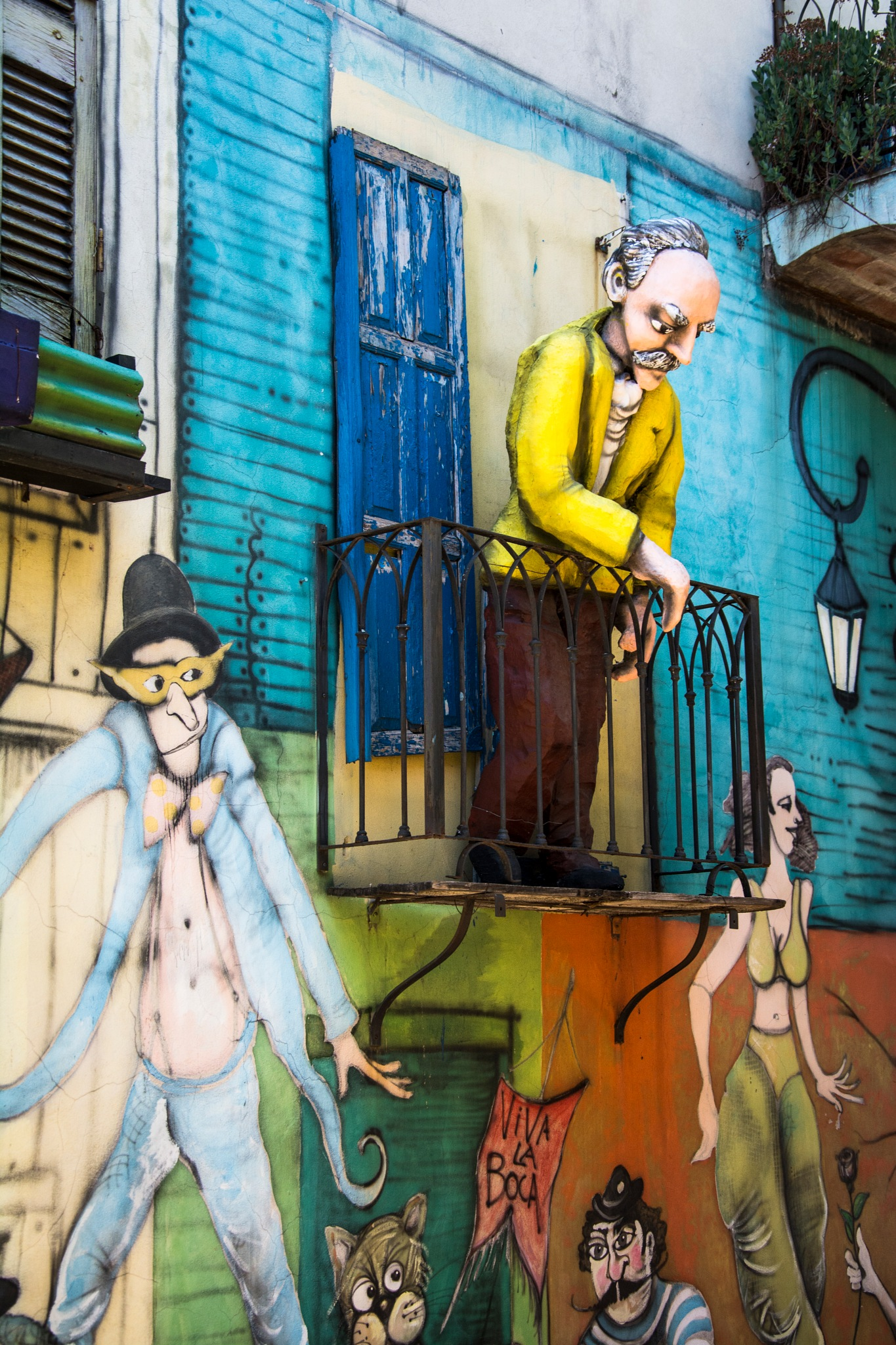 Caminito 9, Buenos Aires  by nilsons1974