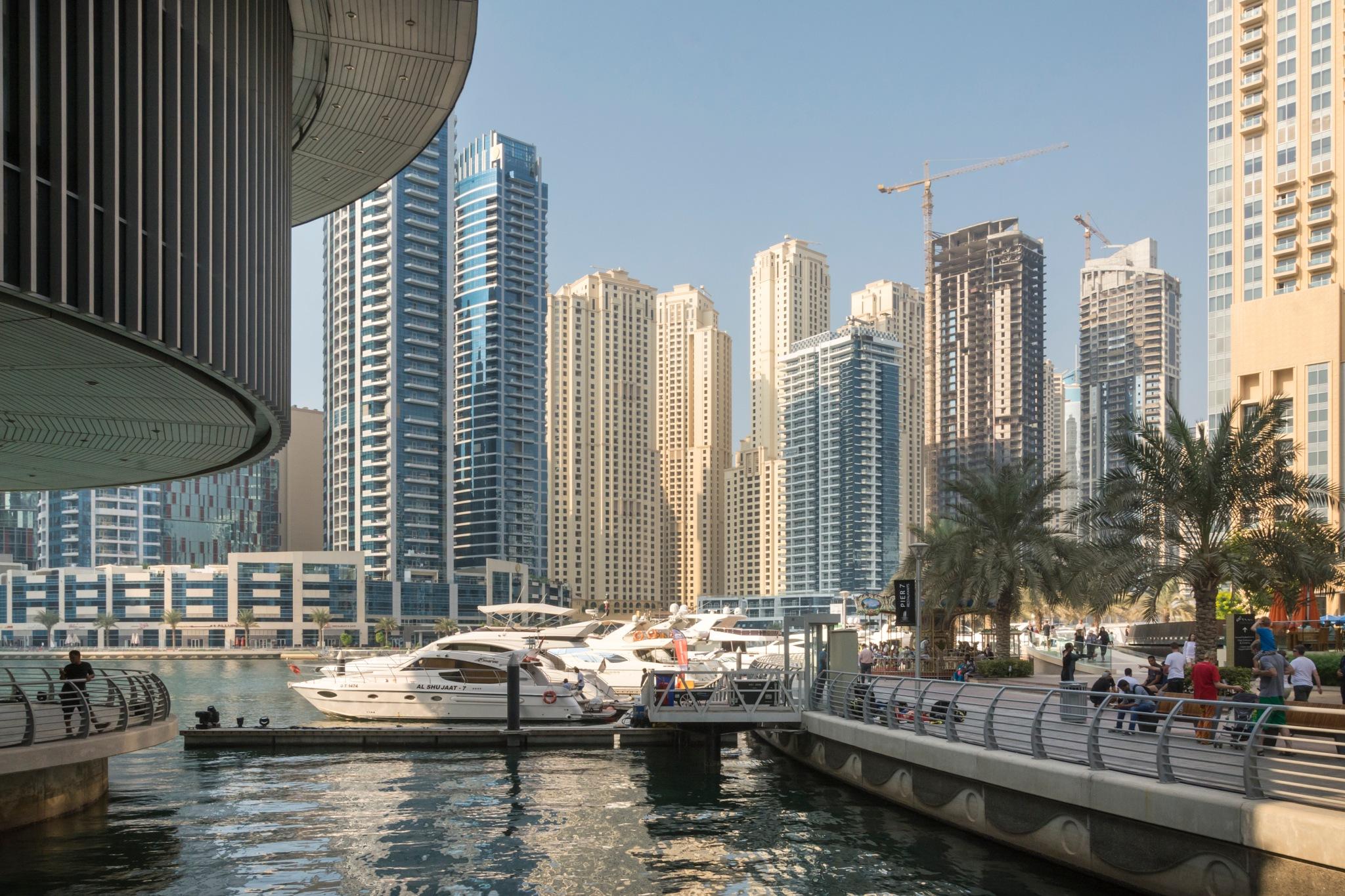 Dubai marina 4 by nilsons1974