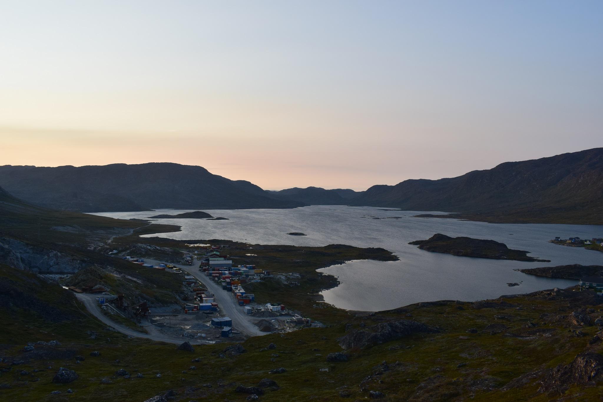 Great lake Qaqortoq by Eskimo DC