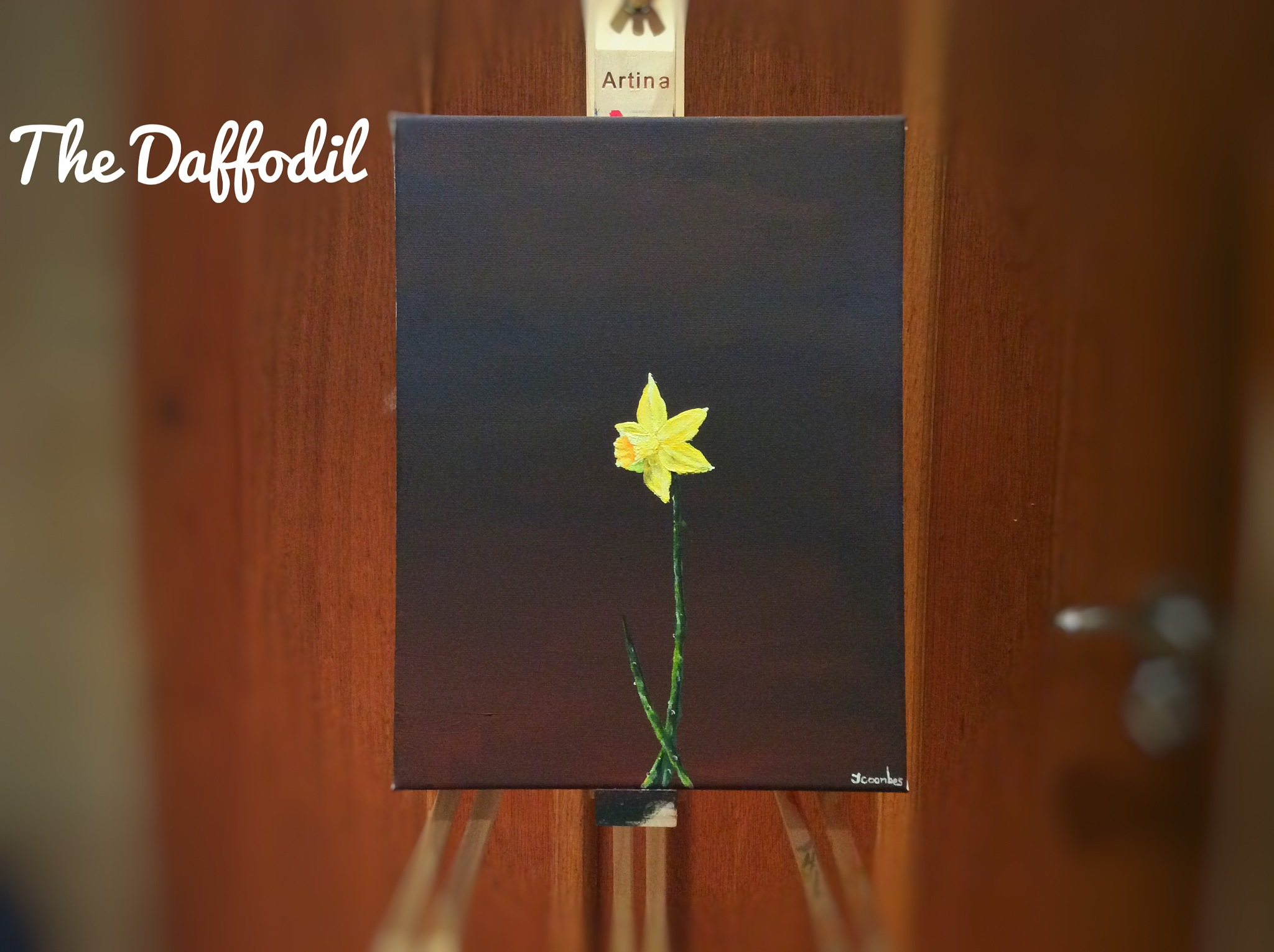 """"""" The Daffodil """" by Jack Coombes.  by Jack Coombes"""