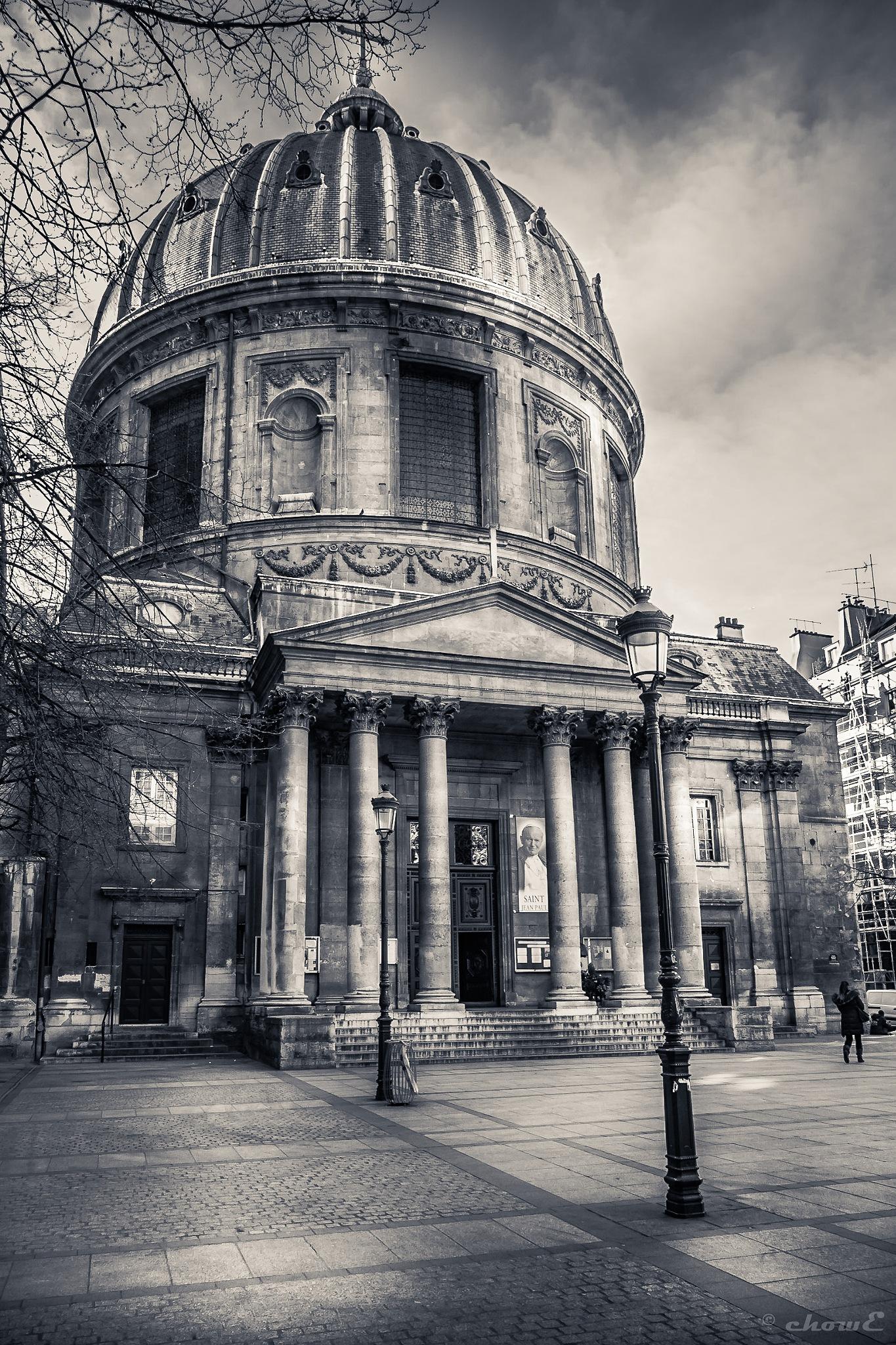 Paris#26 - Notre-Dame-de-l'Assomption  by chowE