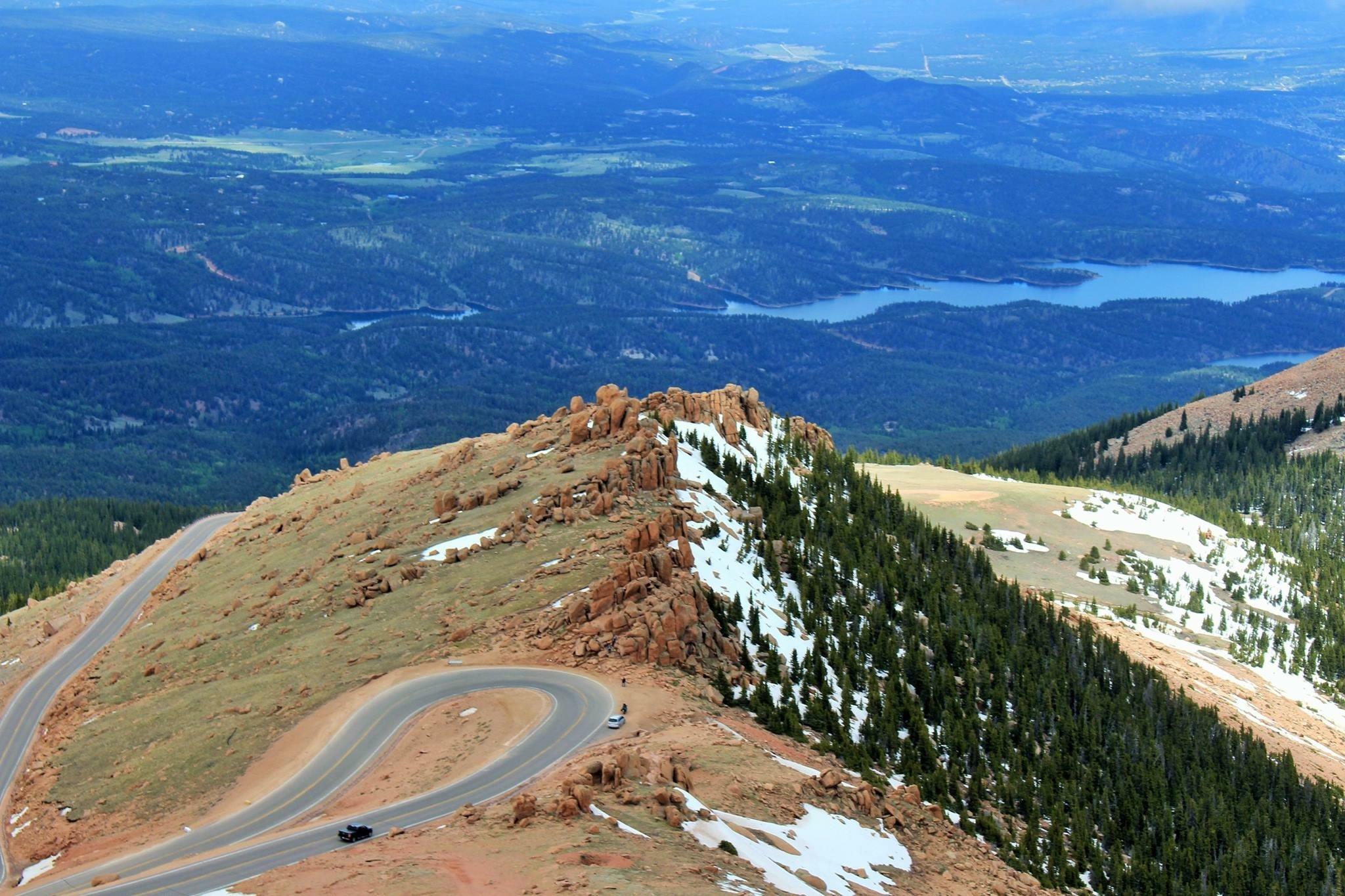 Pikes Peak by Kimberly Nicole Thornton