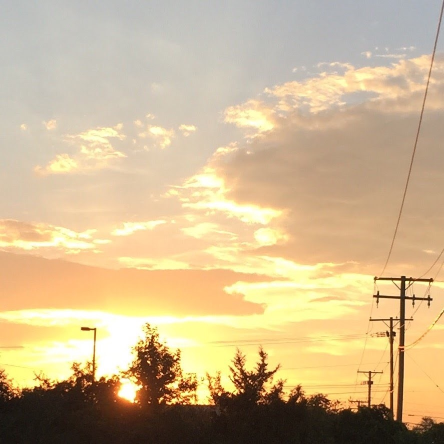 Drive Buy Sun Set by Mgrinage