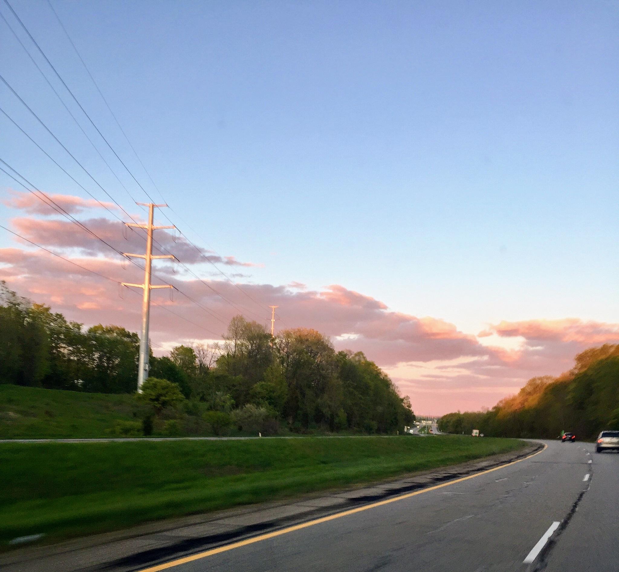 Sunday Drive Home by Mgrinage
