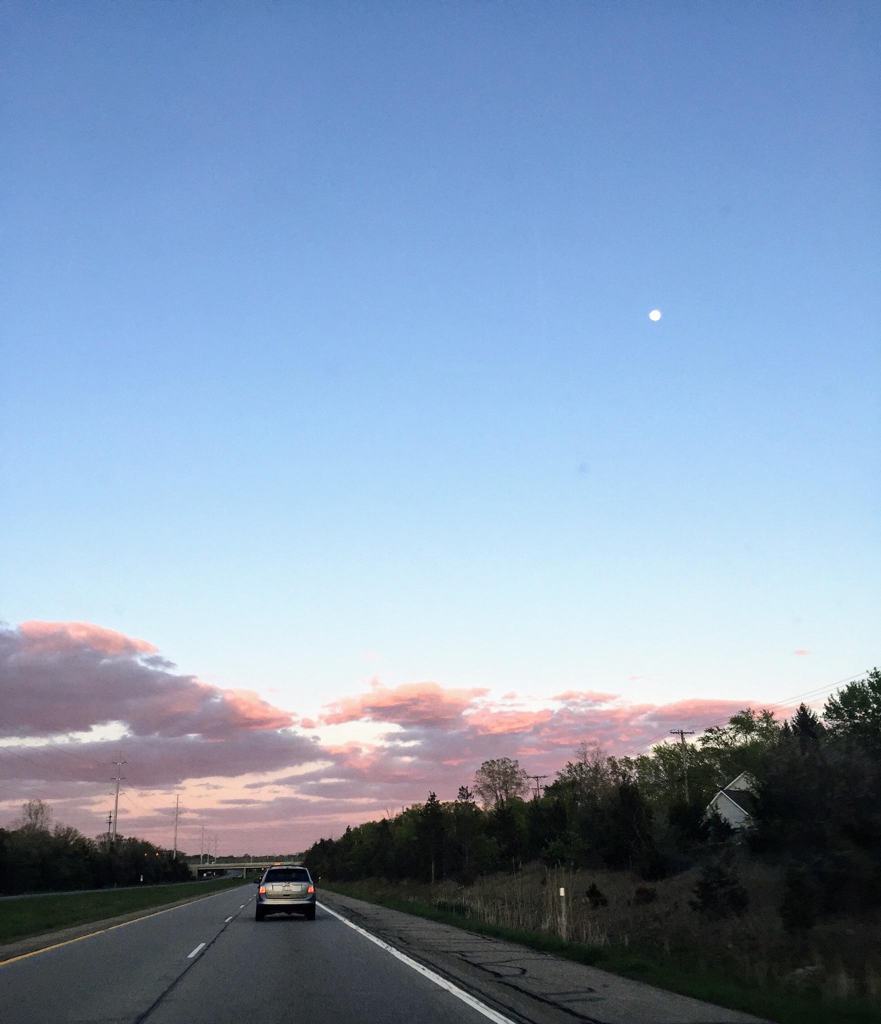 I Spy the Moon by Mgrinage