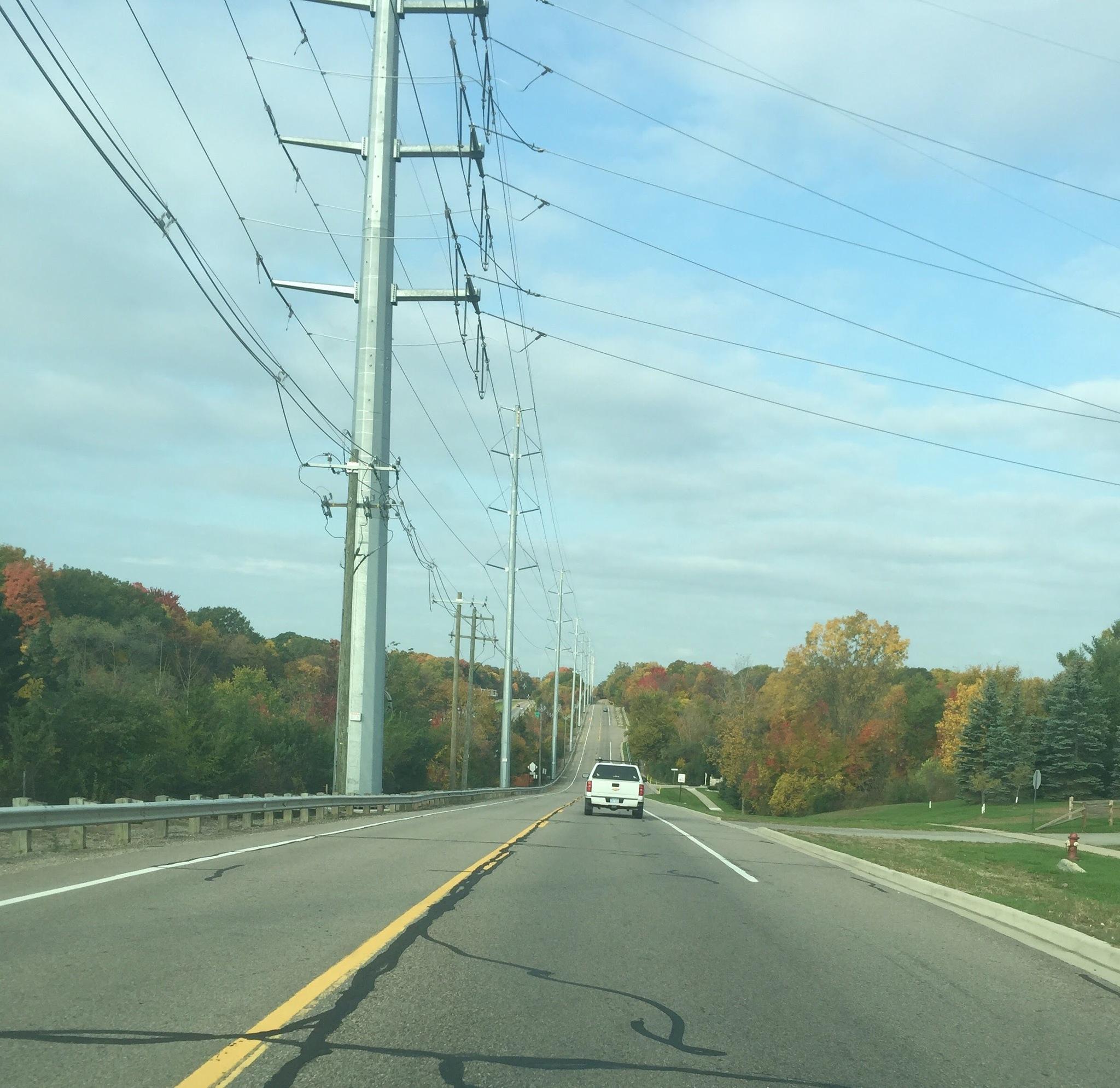 Fall Drive by Mgrinage
