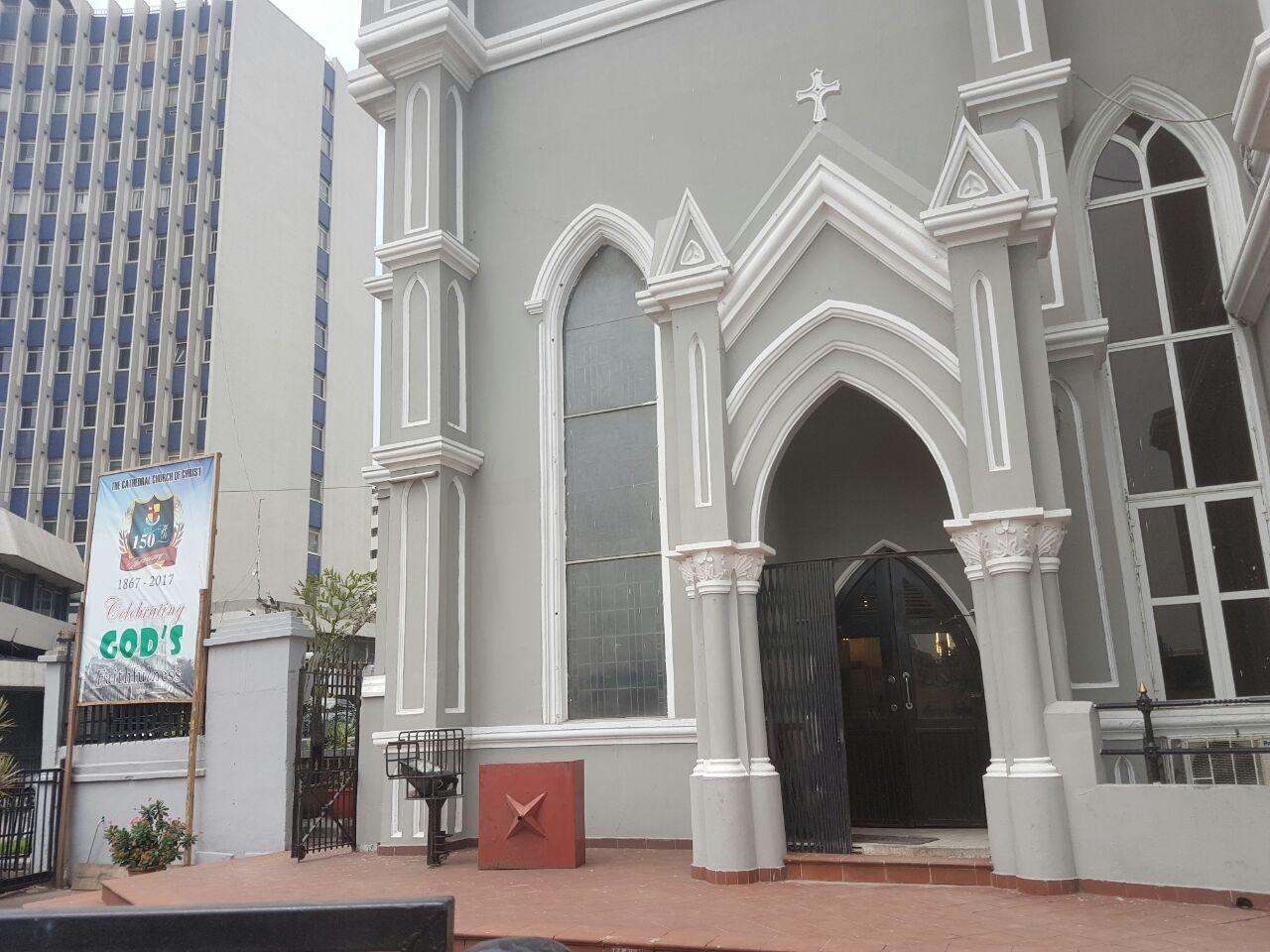 Anglican Church Cathedral,  Lagos  by odawayicukandu