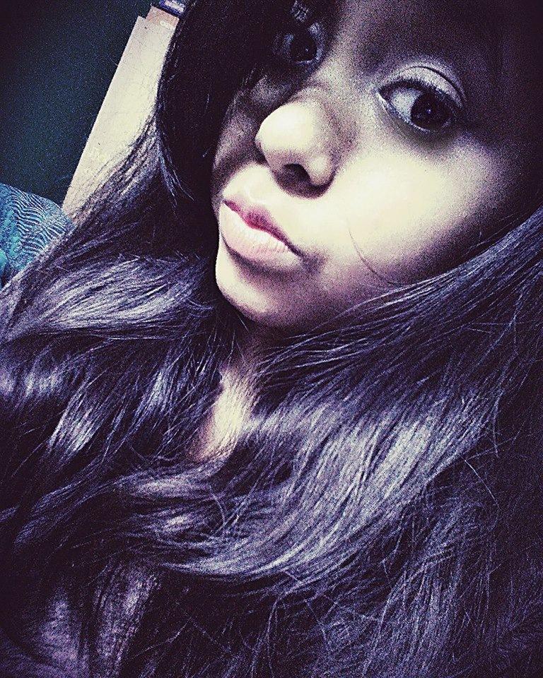 selfie by Shreya Gupta