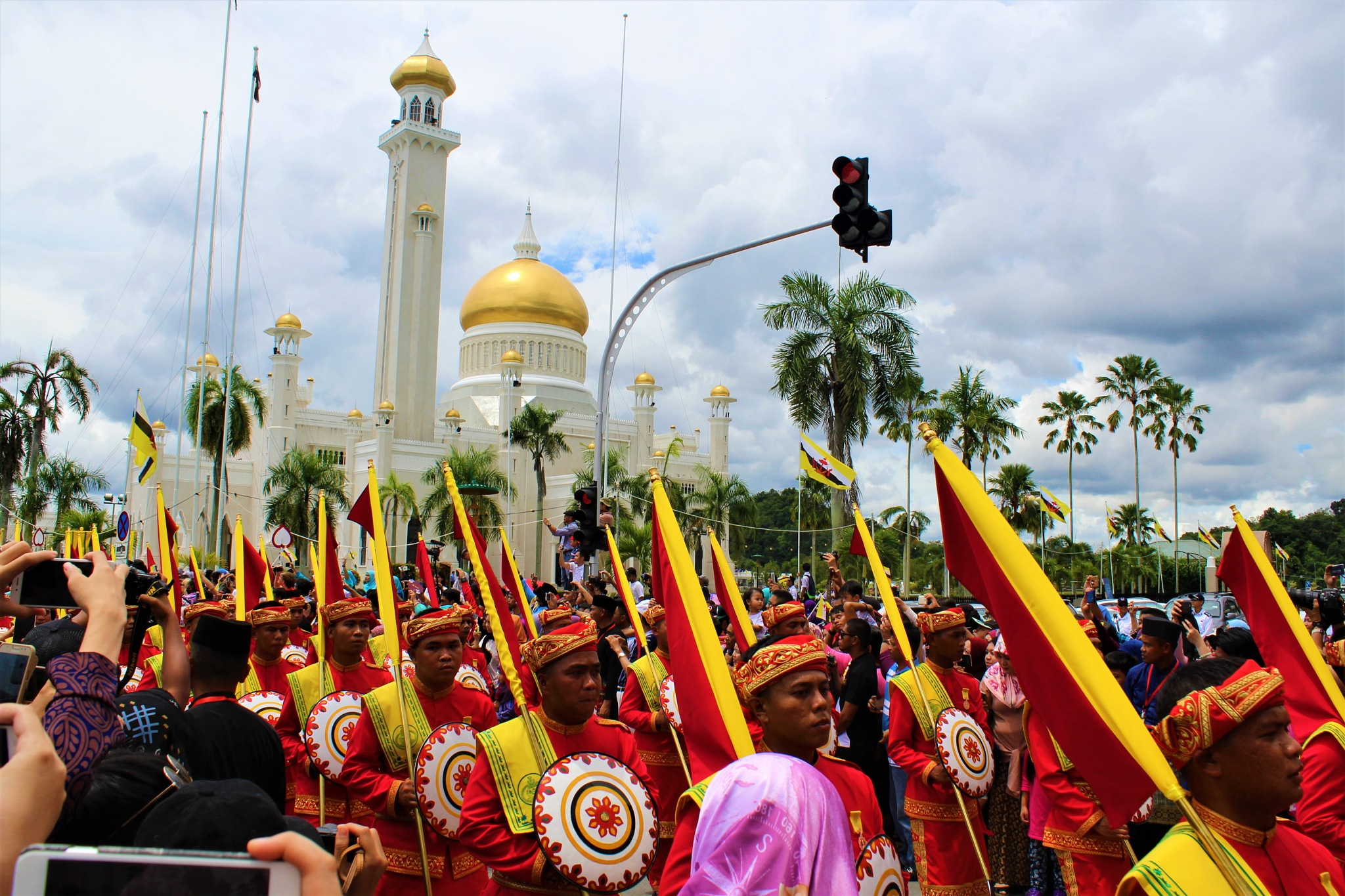 His Majesty's Golden Jubilee by Syiqah A.
