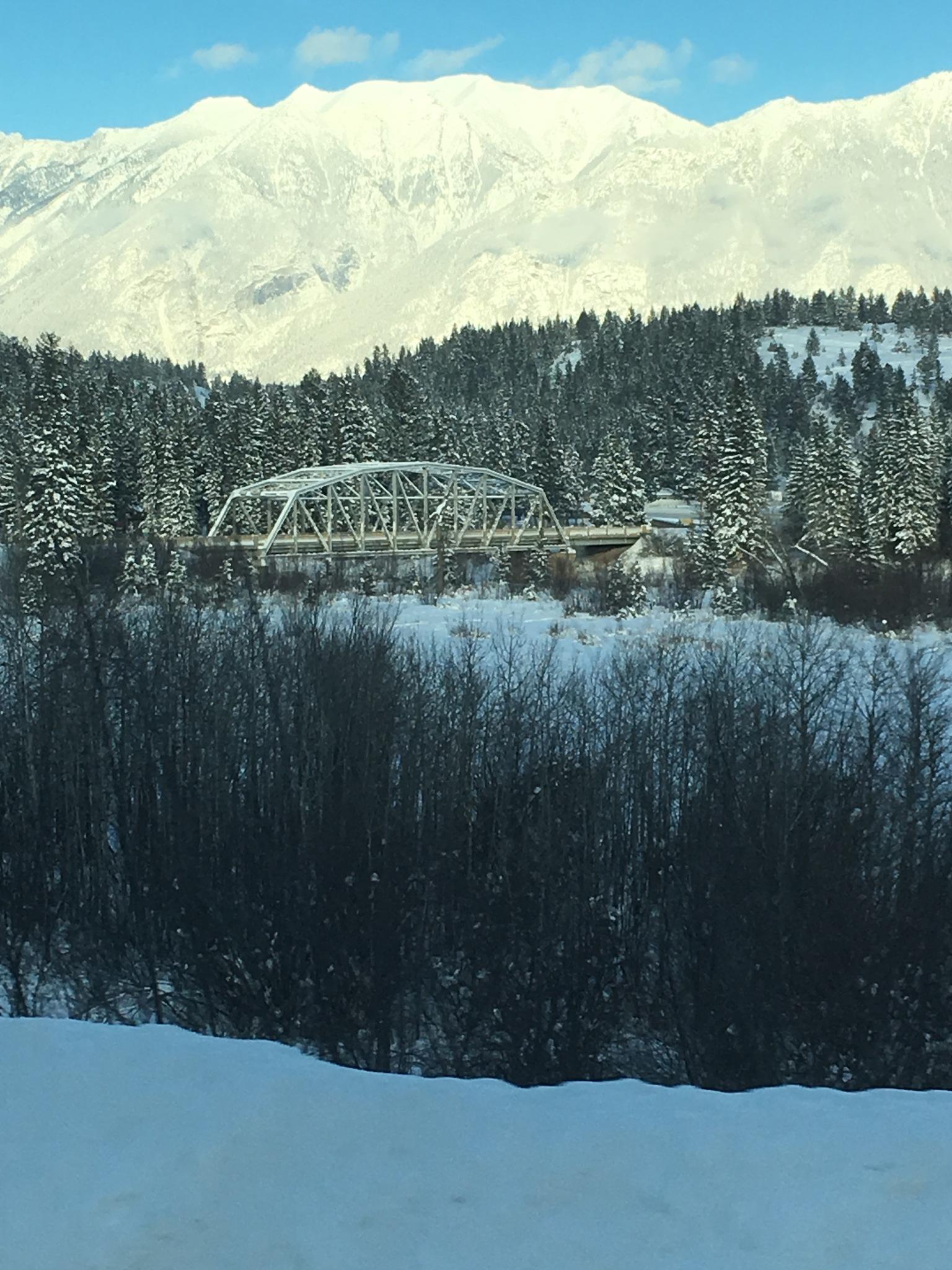 Mountain Bridge  by AprilsLight