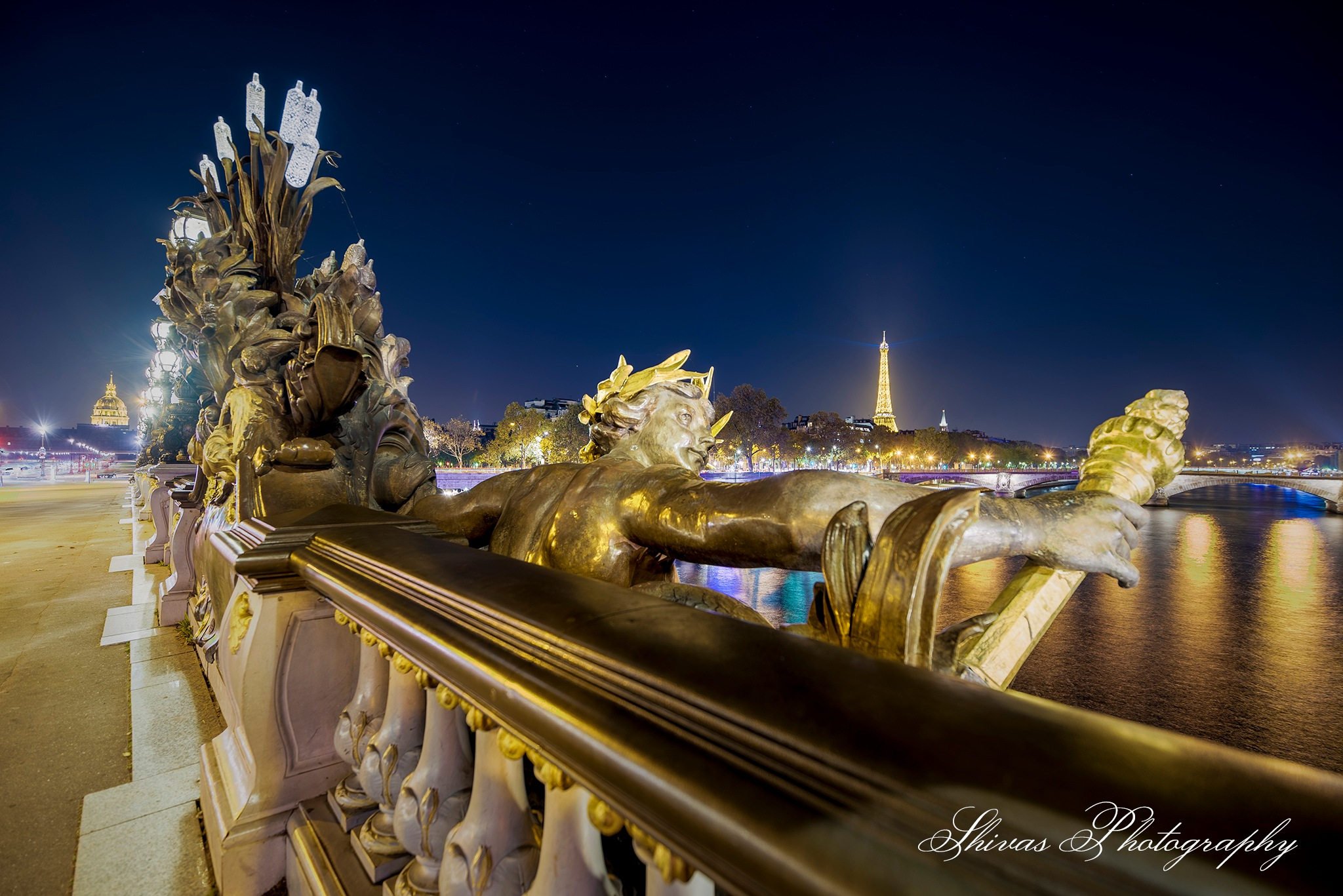PARIS BY NIGHT by Shivas Sivakumar